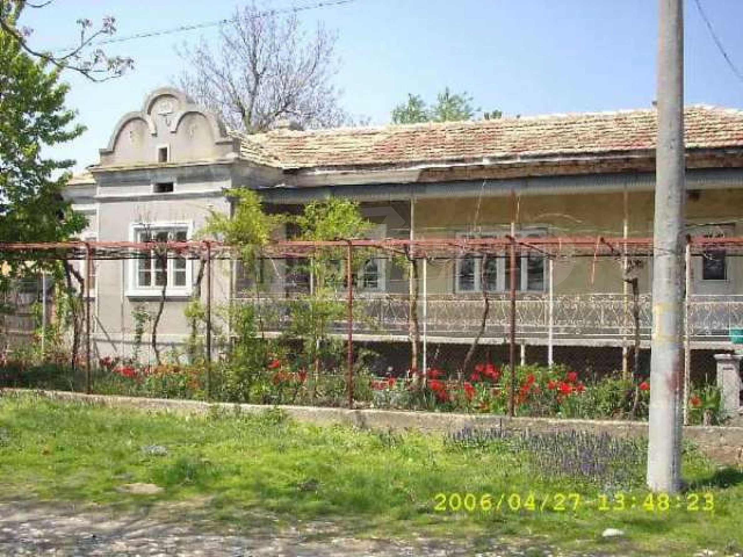 Уютный дом в селе Карапелит 1