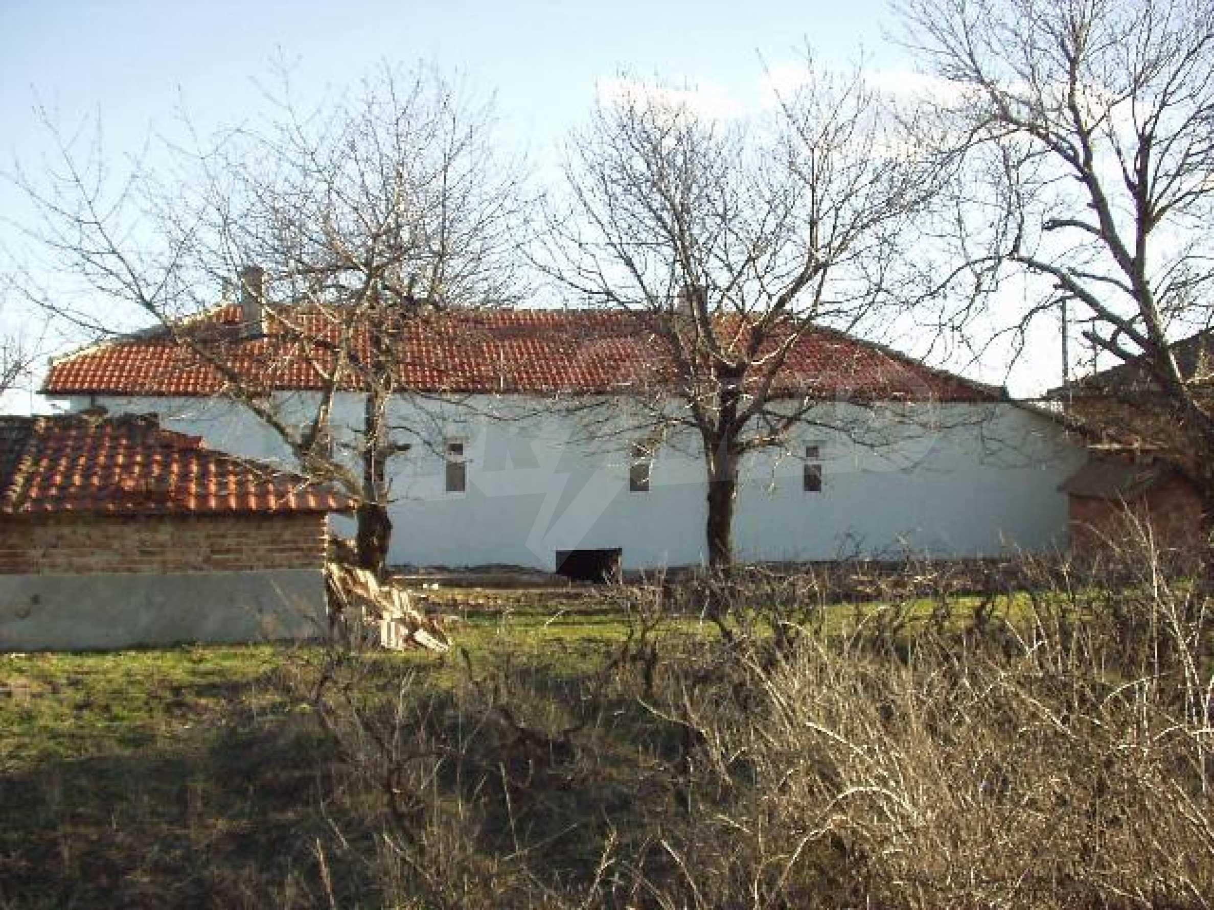 Уютный дом в селе Карапелит 4