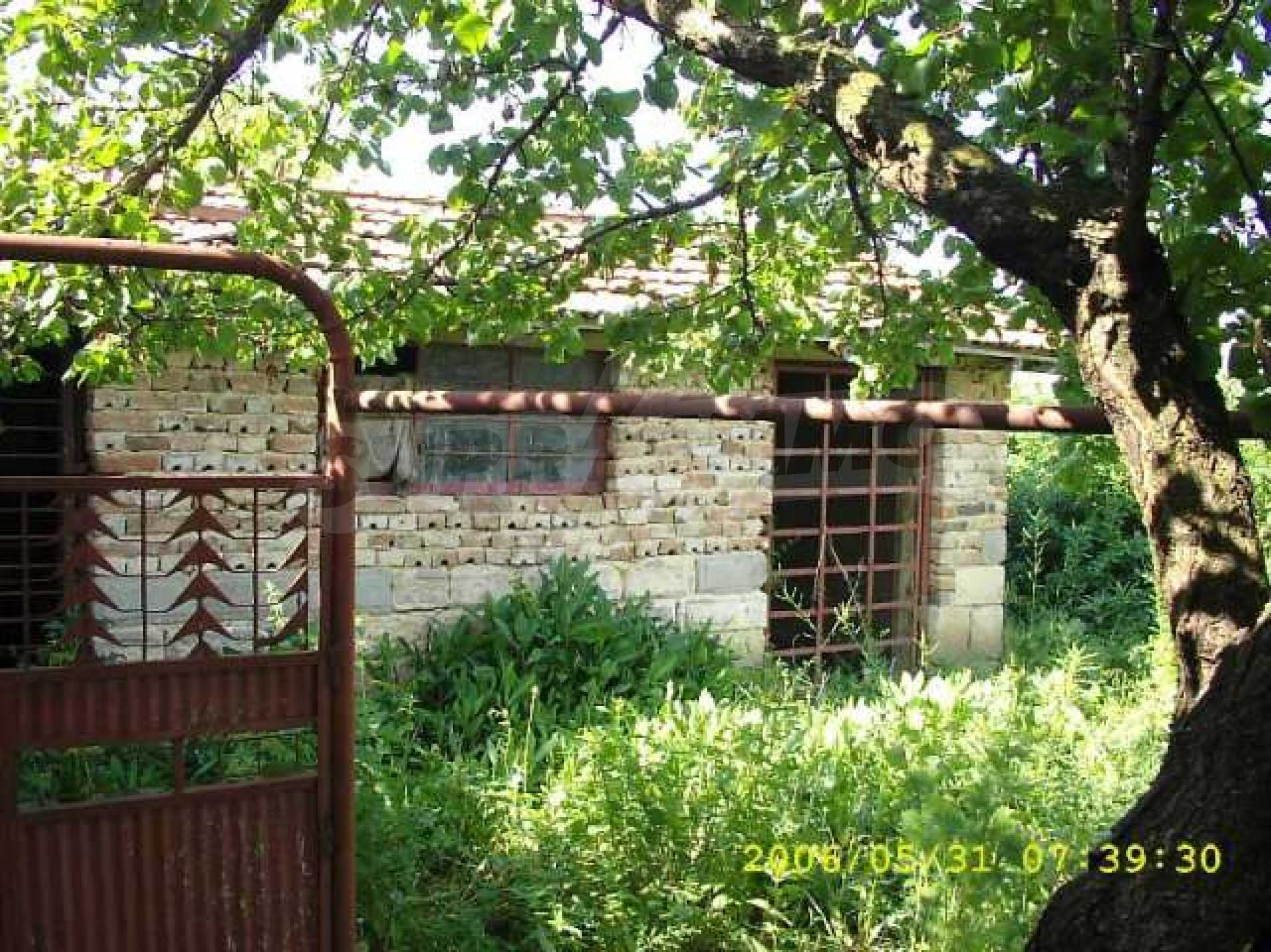 Уютный дом в селе Карапелит 5