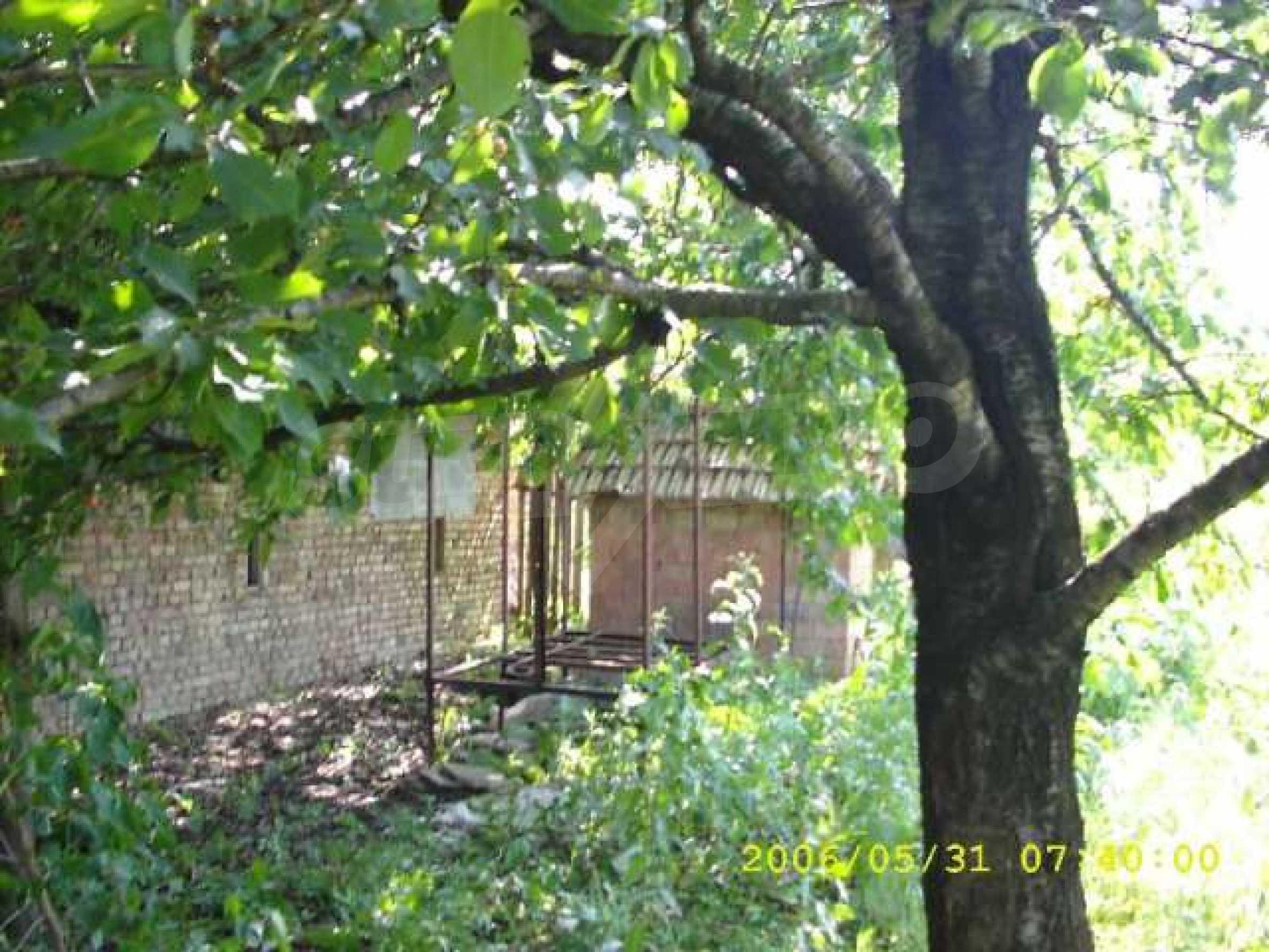 Уютный дом в селе Карапелит 6
