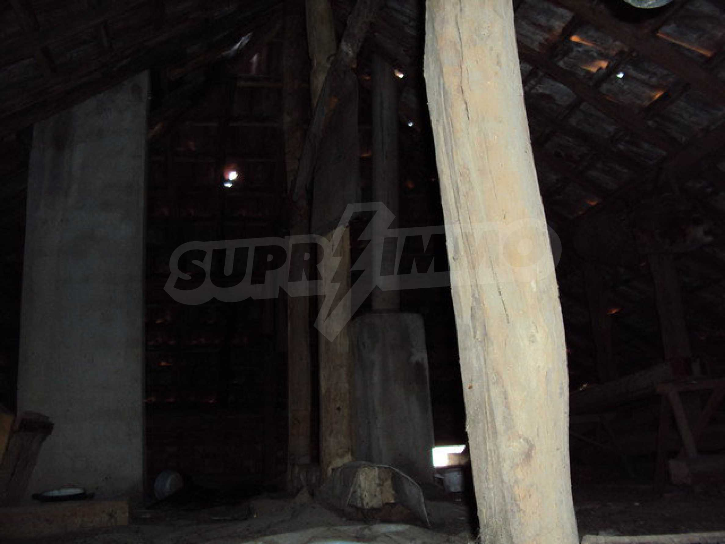 Two-storey house in a village 40 km. from Veliko Tarnovo 18