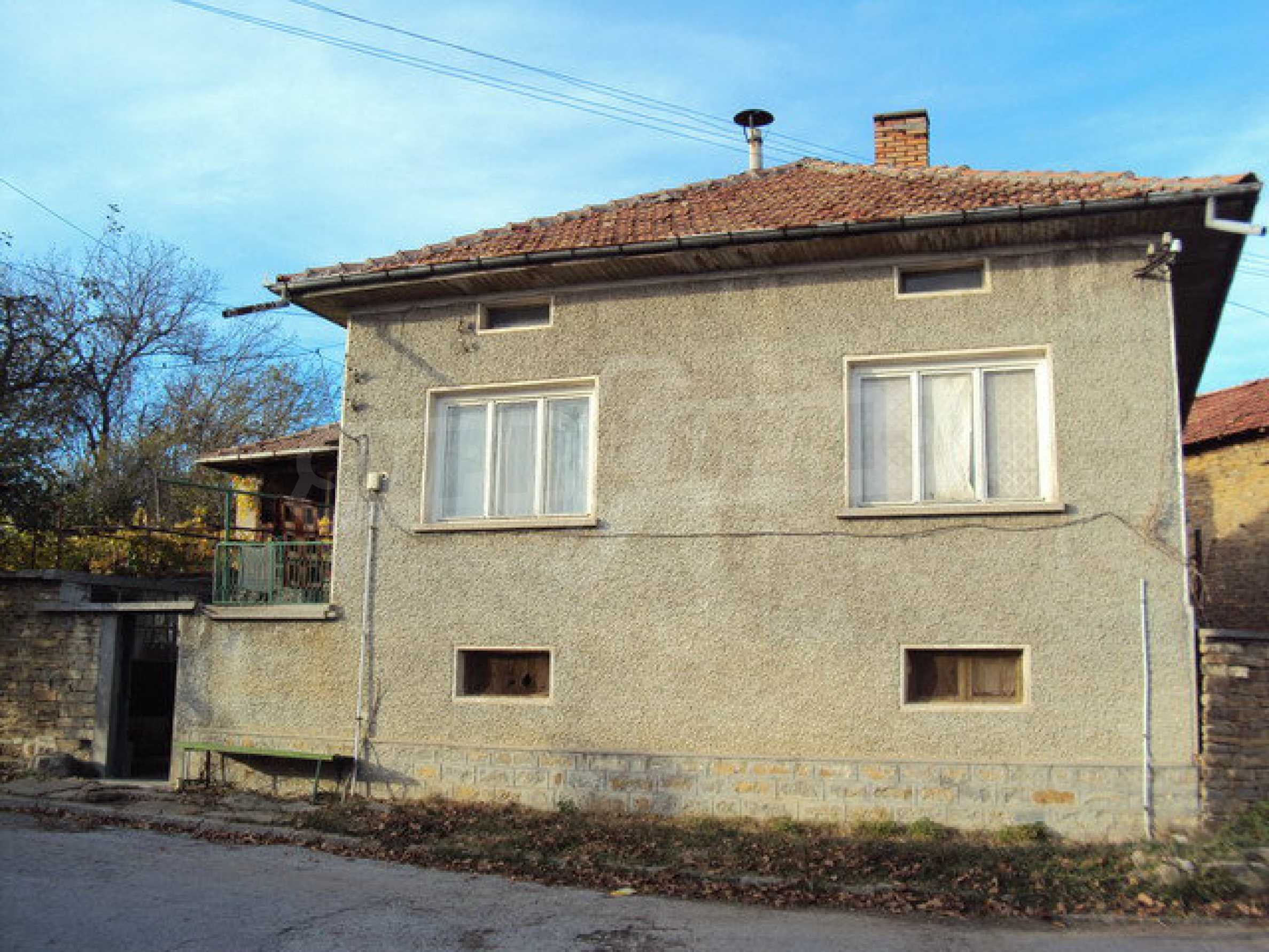 Two-storey house in a village 40 km. from Veliko Tarnovo 1