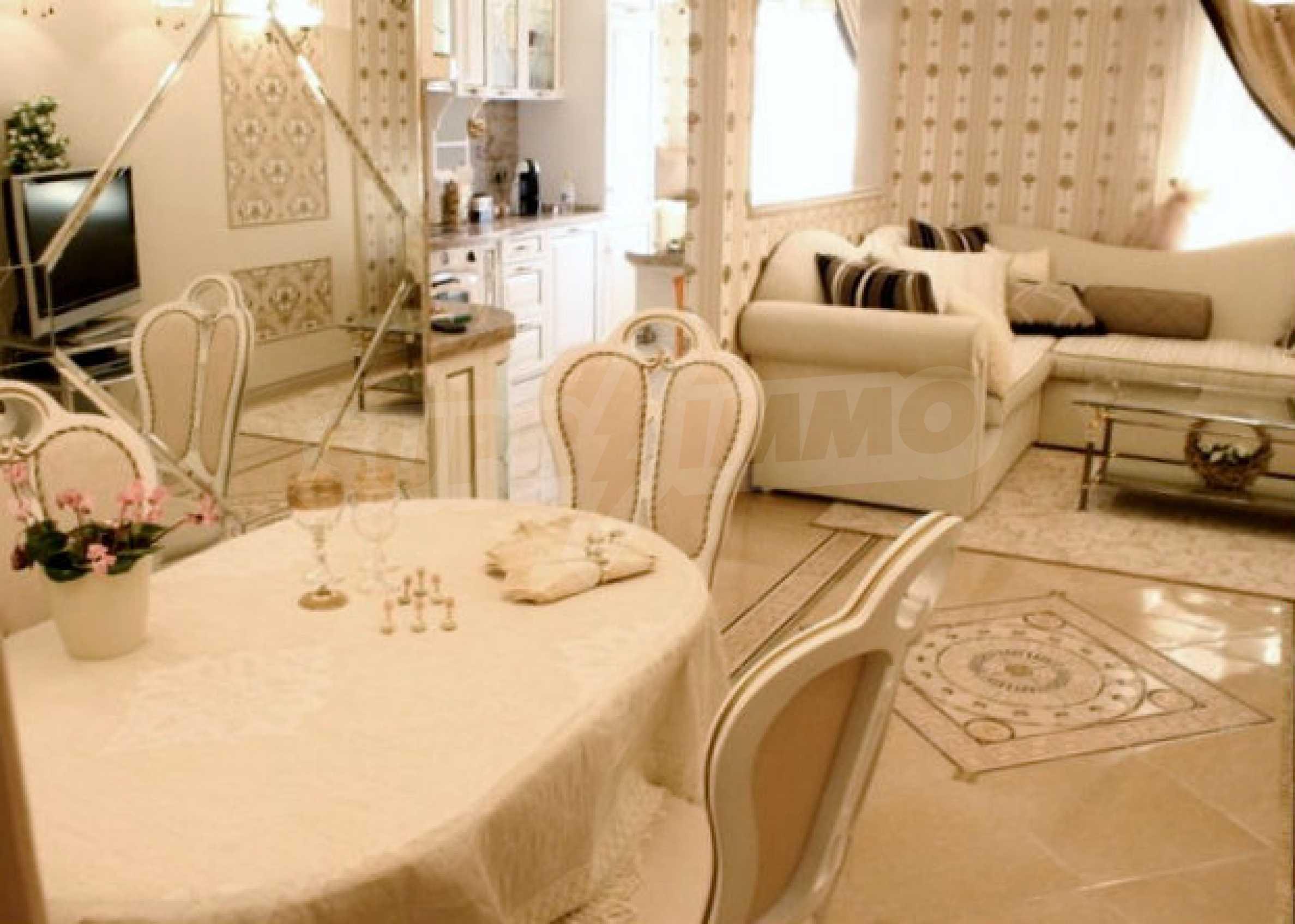 Versace Wohnung