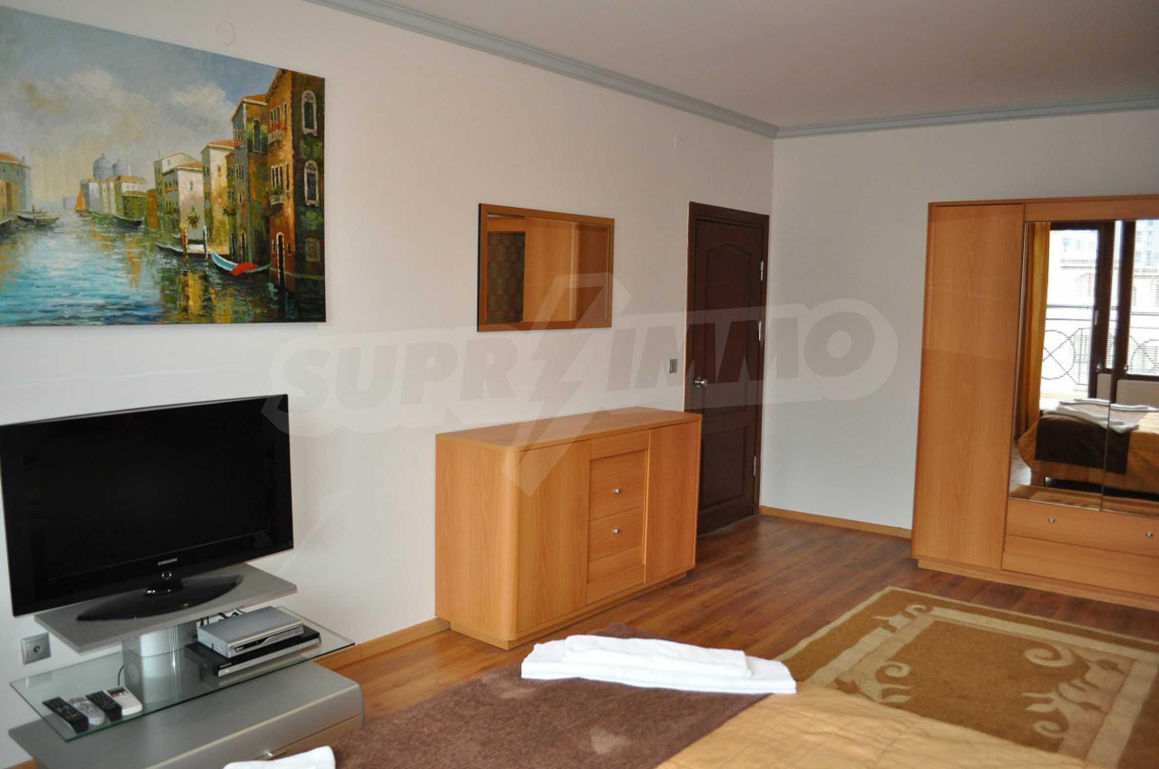 Квартира в к.к. Золотые пески 17