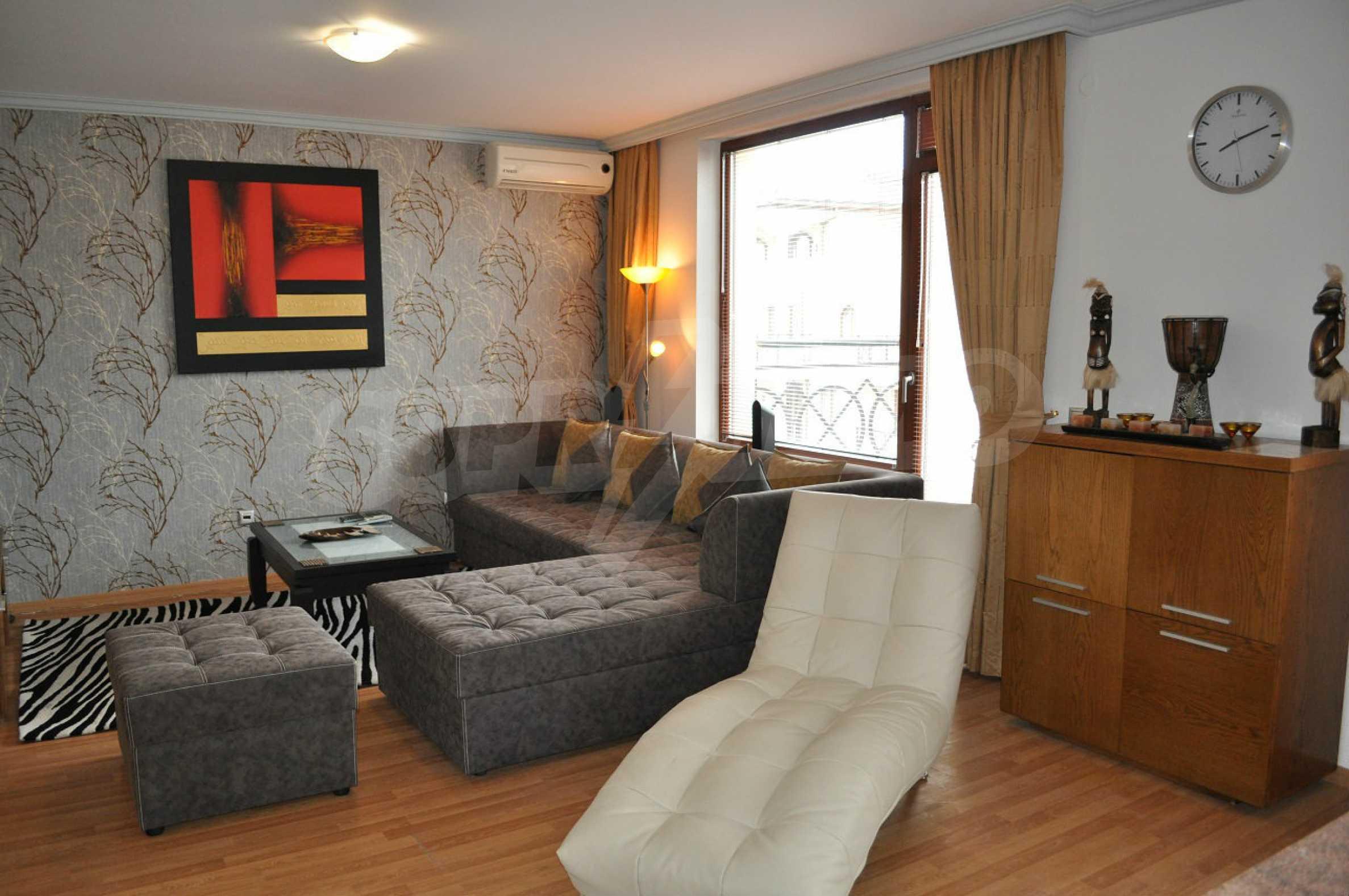 Квартира в к.к. Золотые пески 2
