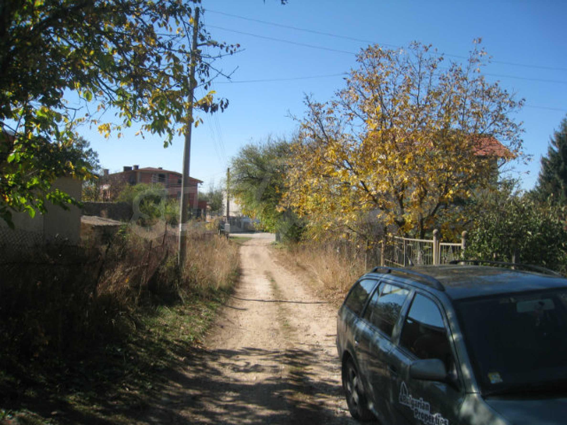 Bargain regulated plot in Ihtiman municipality near the highway and Sofia 13