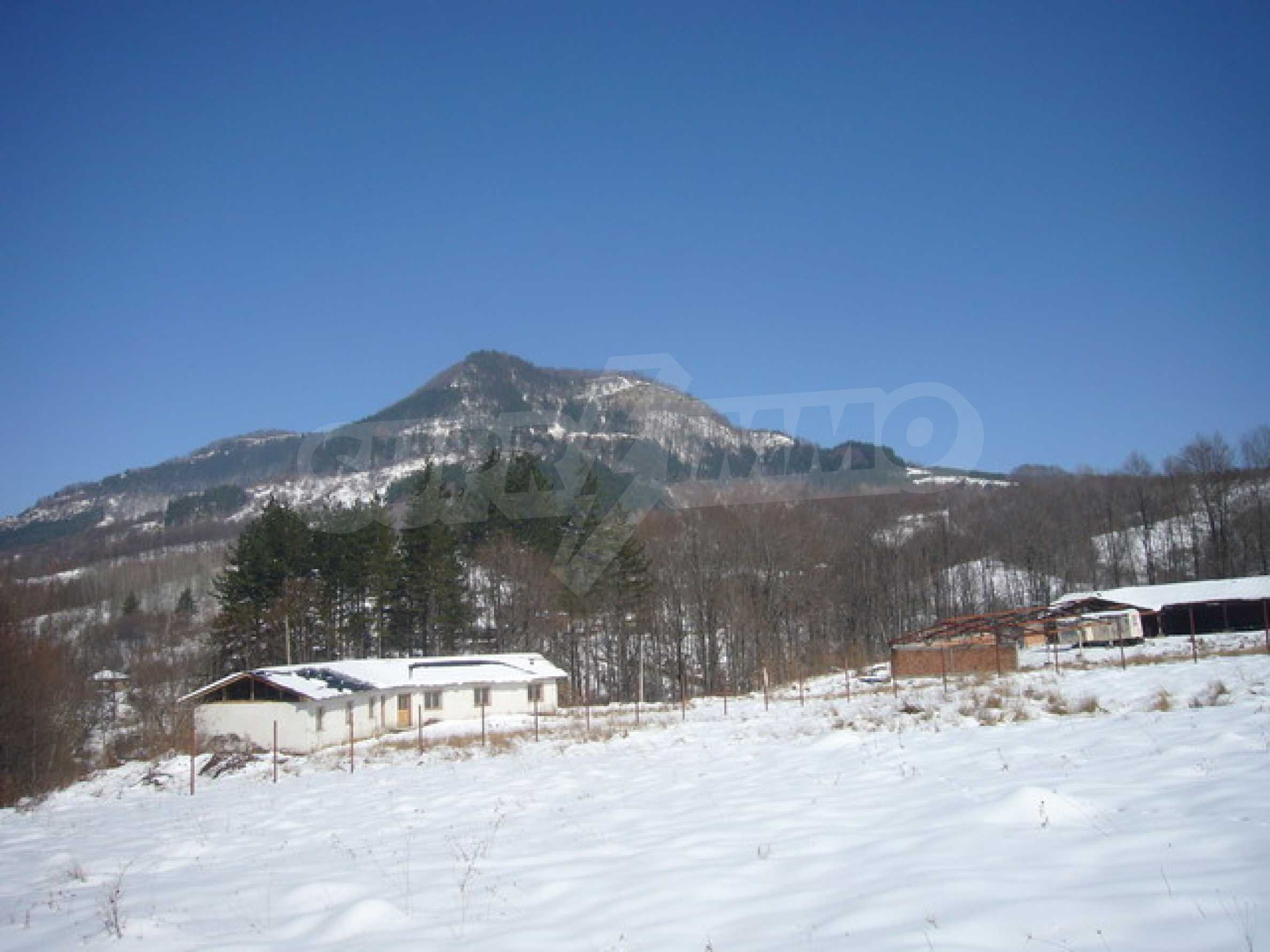 Land for sale near Apriltsi town