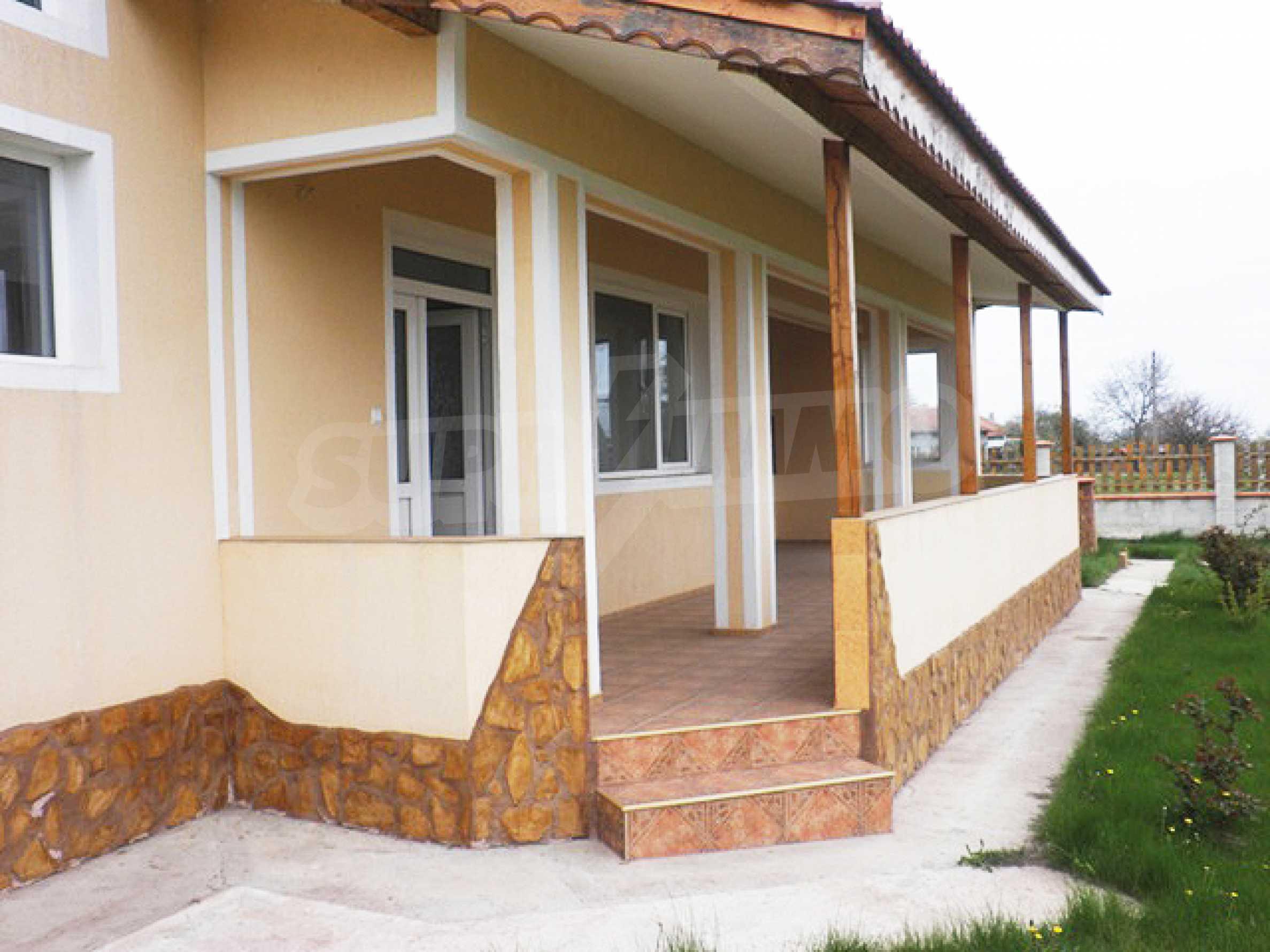 Haus in Lyulyakovo