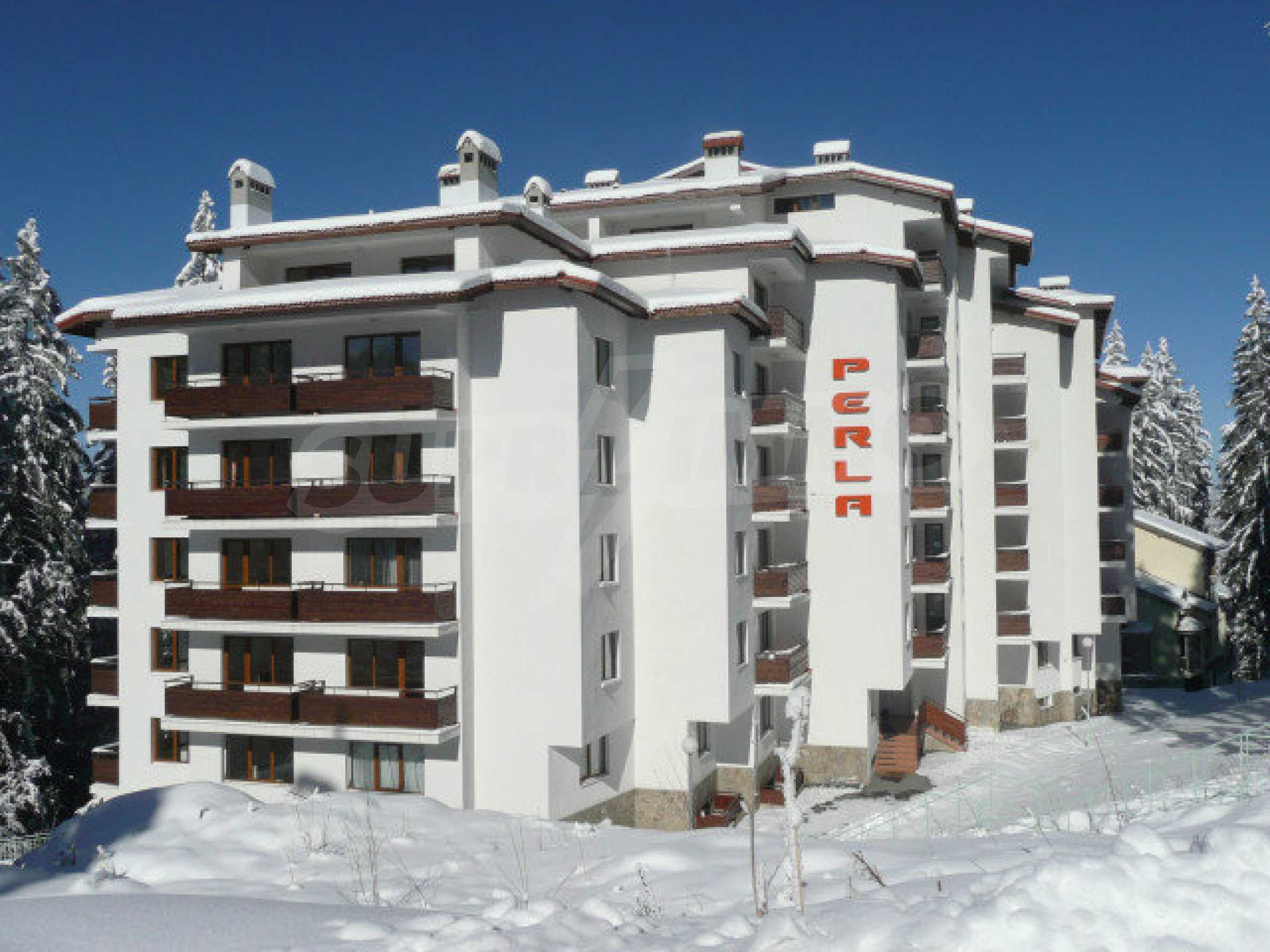 Furnished apartment near the ski slopes of Pamporovo 17