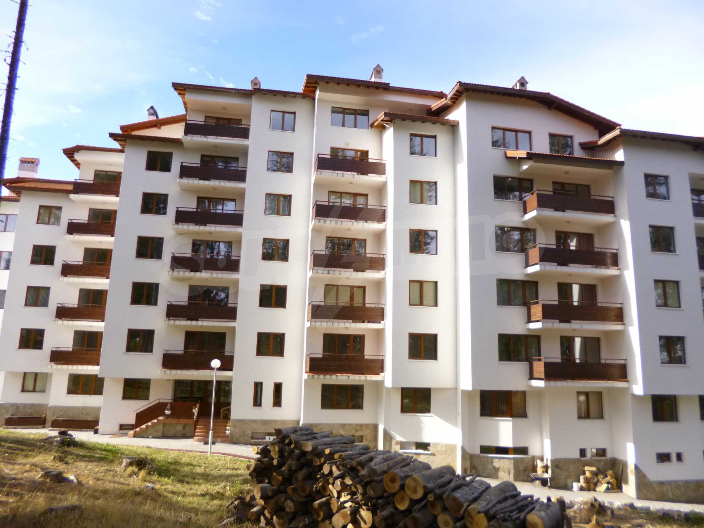 Furnished apartment near the ski slopes of Pamporovo 19