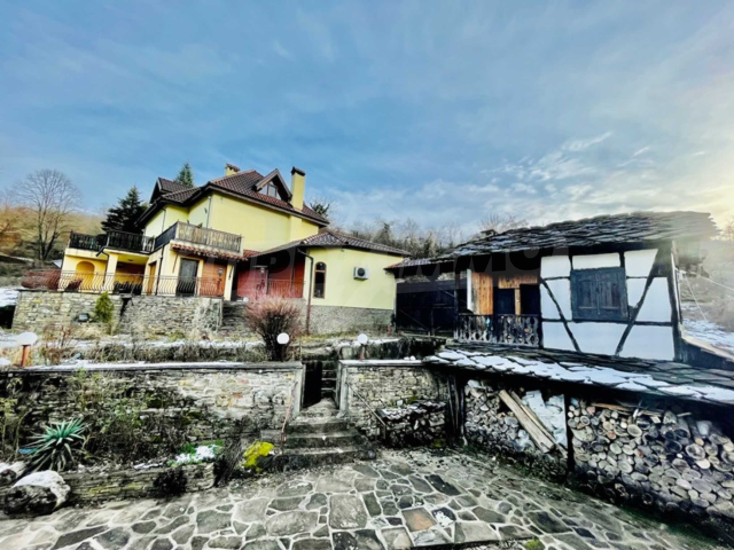 Uniquely beautiful, cozy and luxurious property in the Troyan Balkan