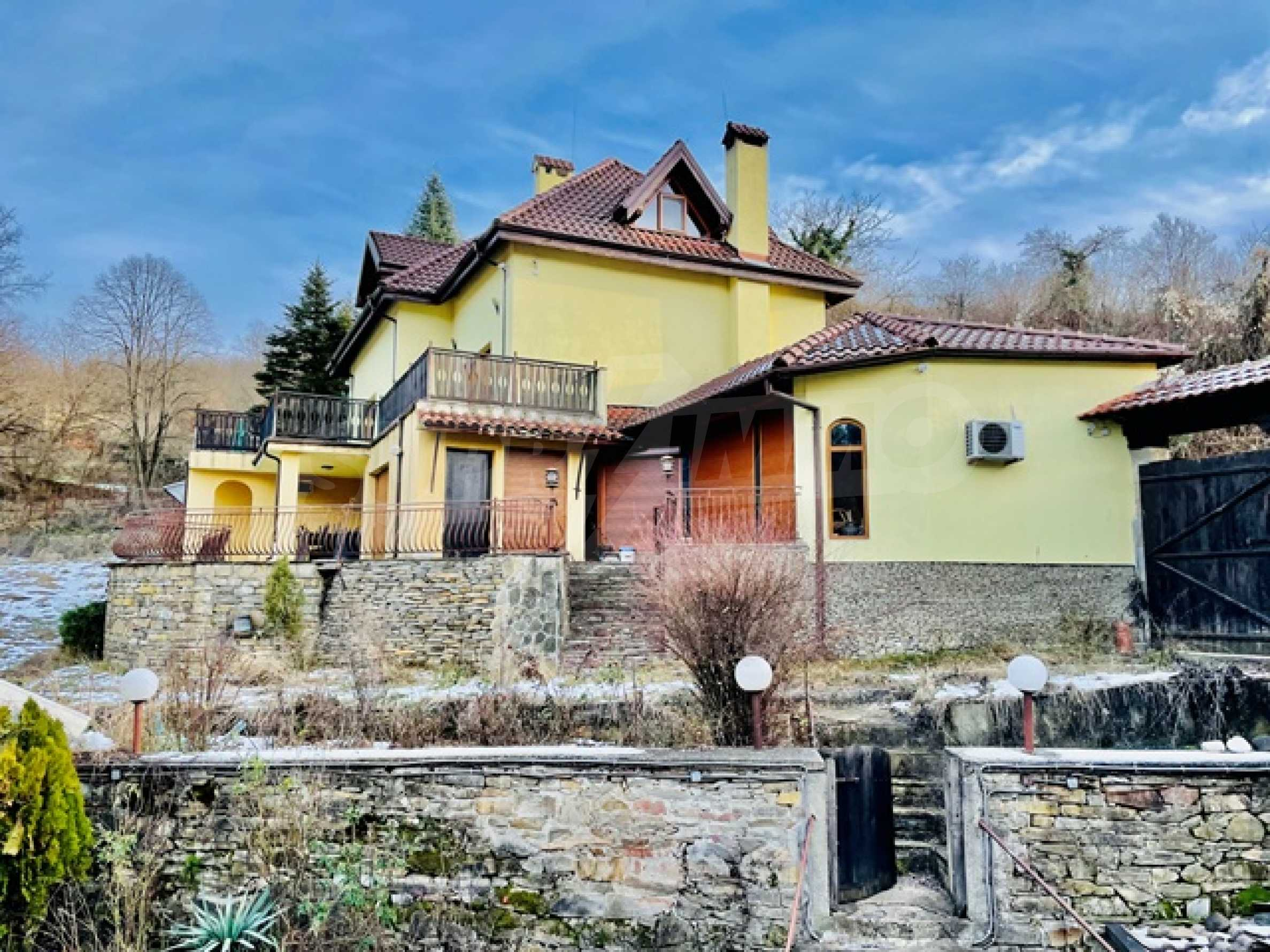 Uniquely beautiful, cozy and luxurious property in the Troyan Balkan 2