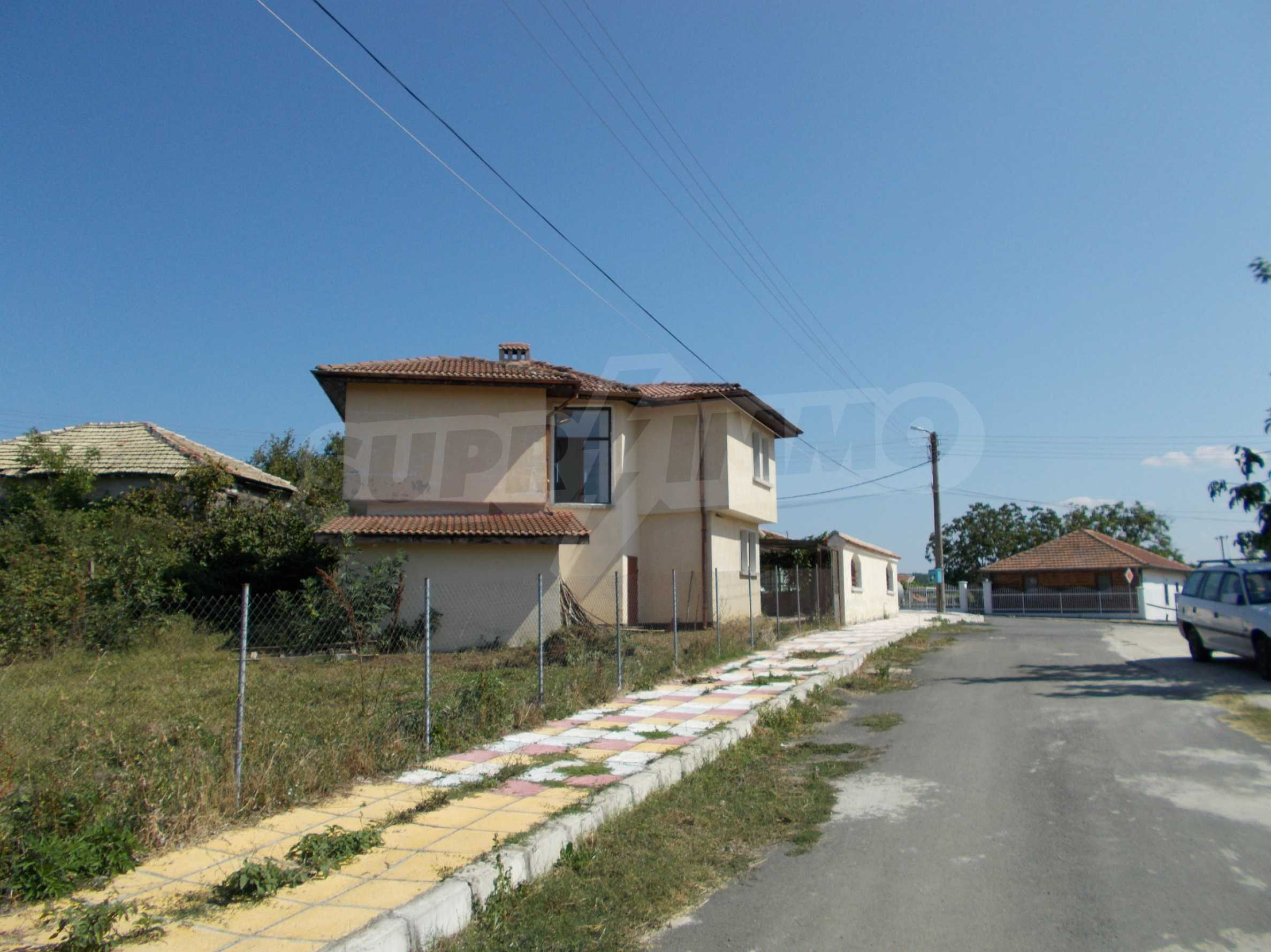 Two-storey house for sale near Burgas 48