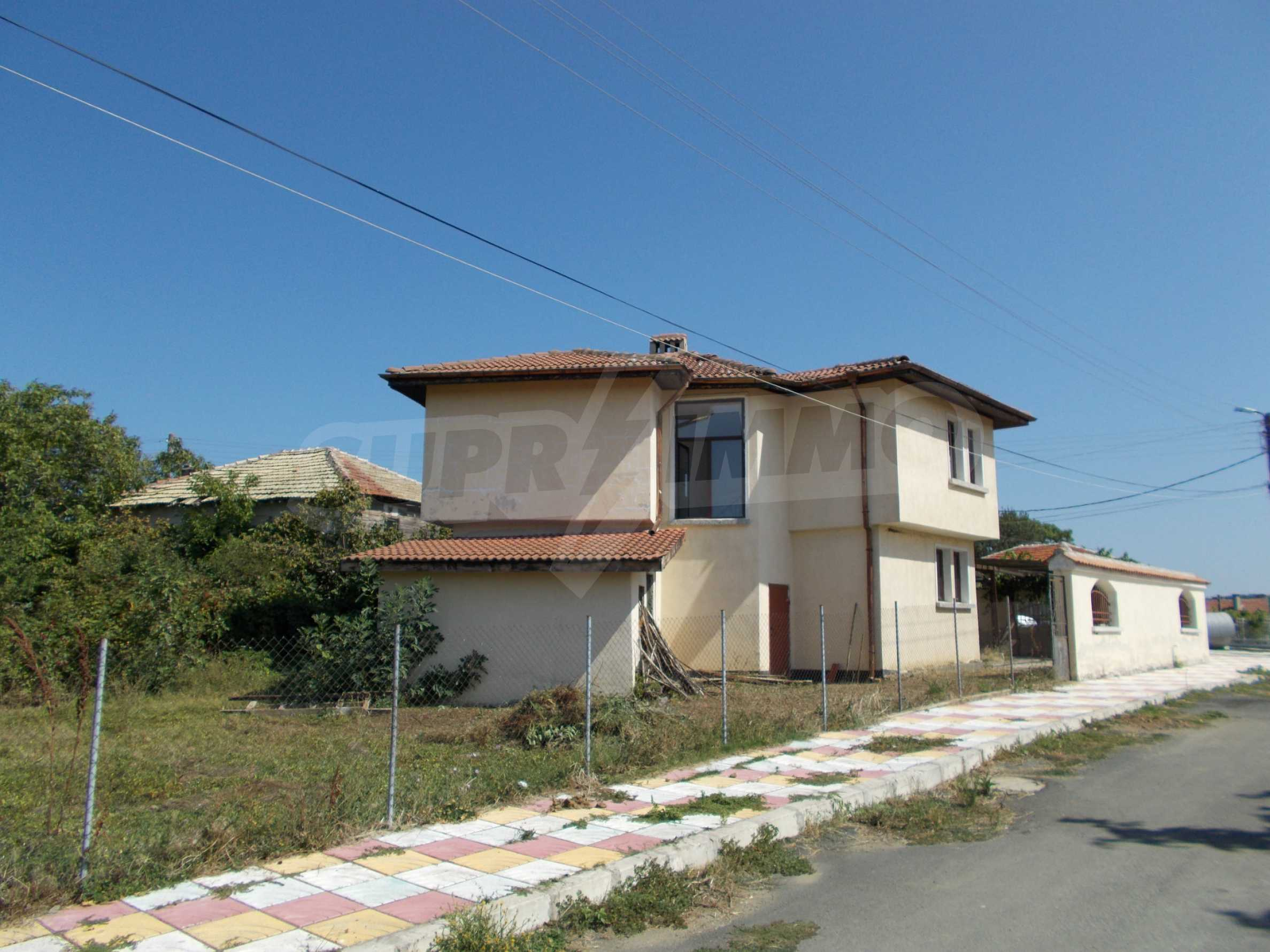 Two-storey house for sale near Burgas 7
