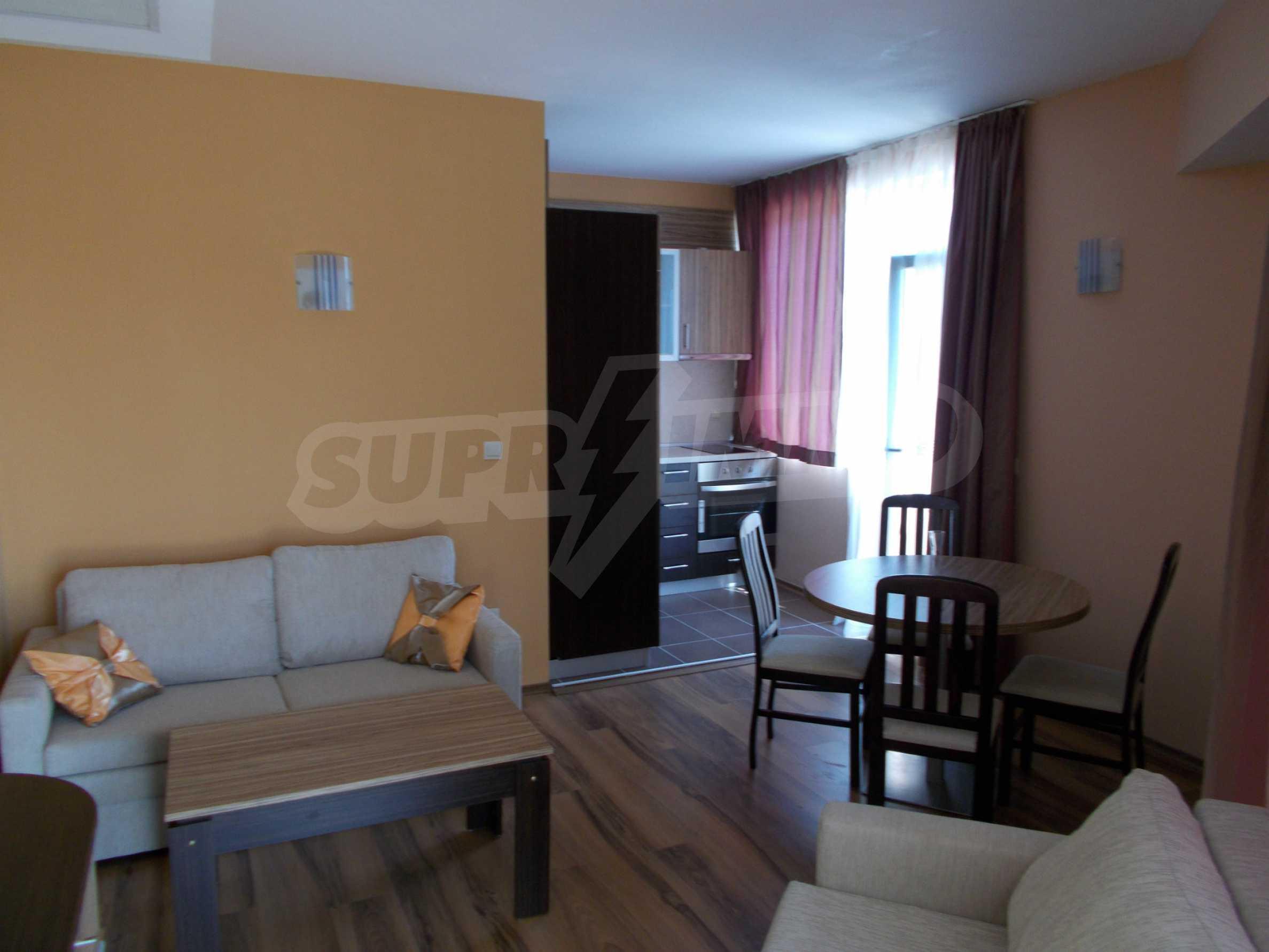 Ein-Zimmer-Wohnung im VRIS-Komplex in Tsarevo