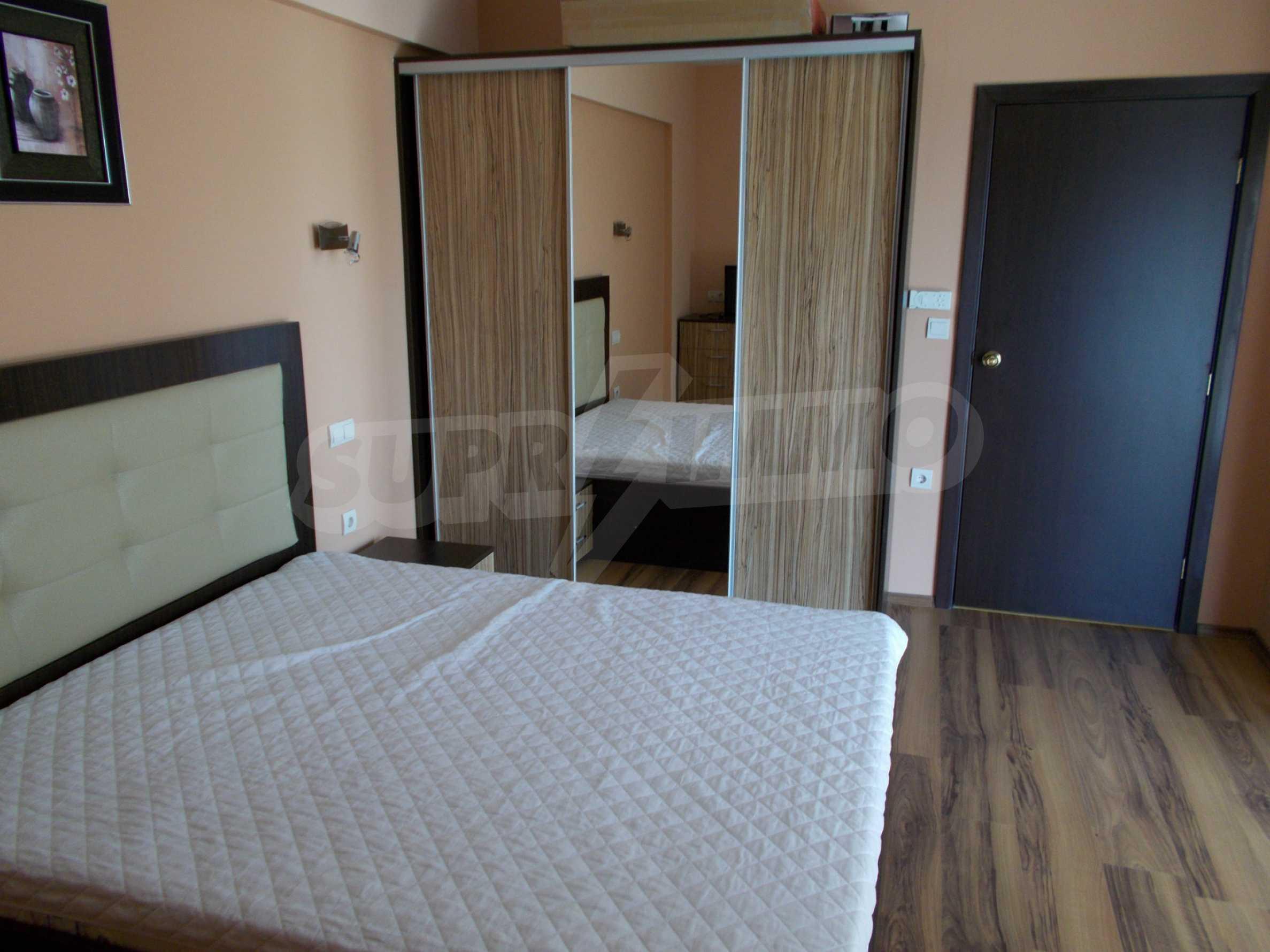 Ein-Zimmer-Wohnung im VRIS-Komplex in Tsarevo 10