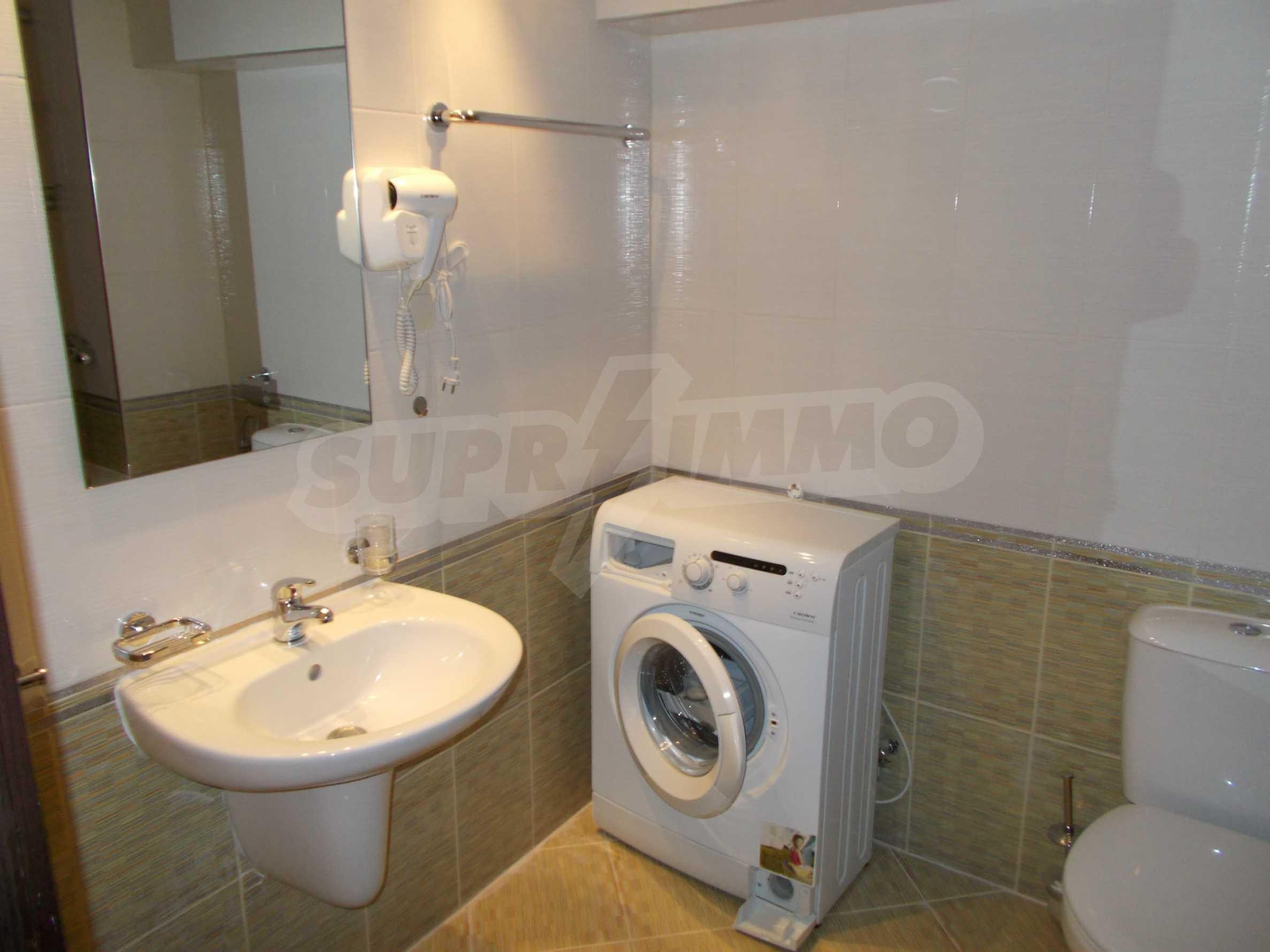 Ein-Zimmer-Wohnung im VRIS-Komplex in Tsarevo 12