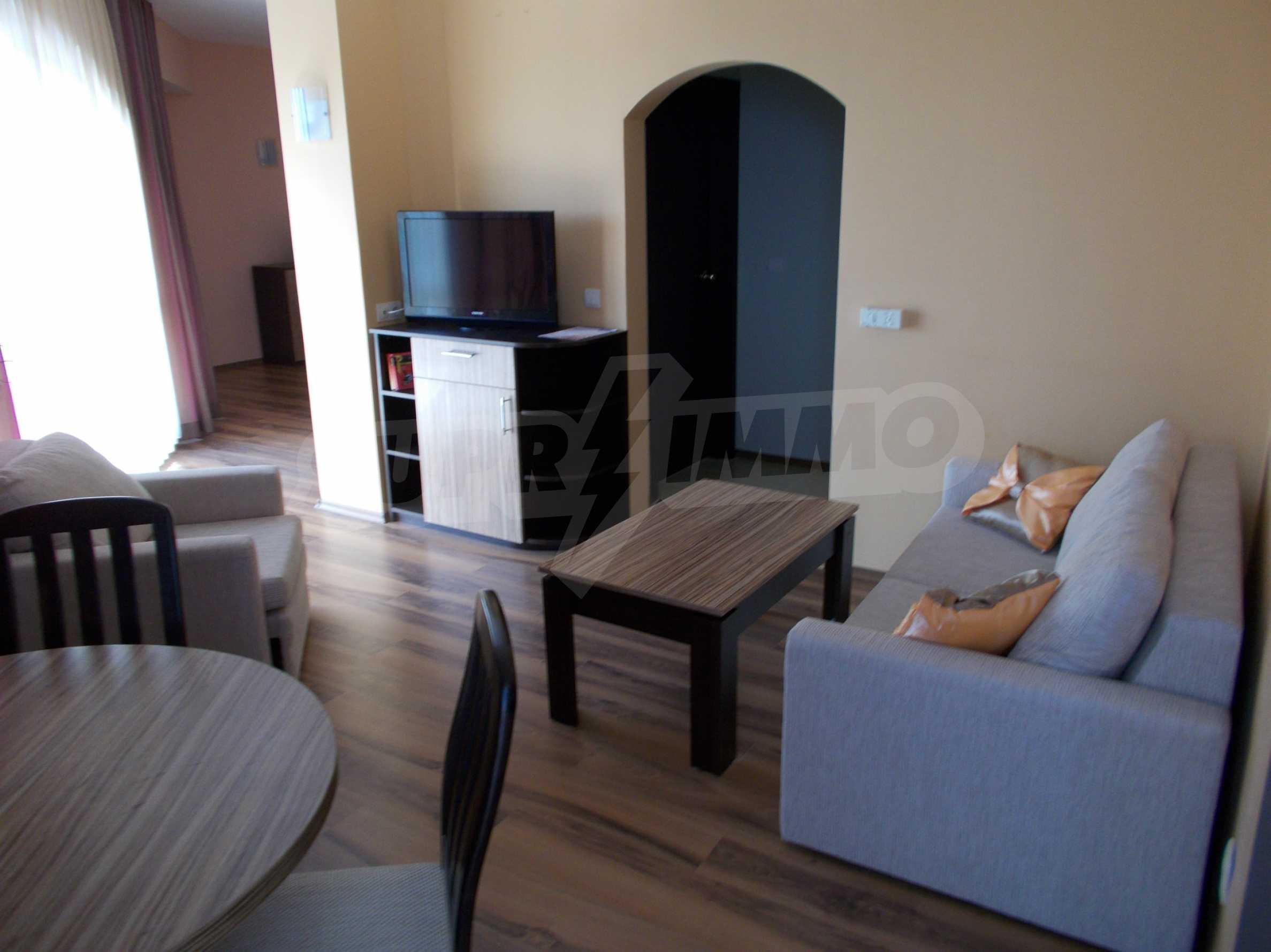 Ein-Zimmer-Wohnung im VRIS-Komplex in Tsarevo 1