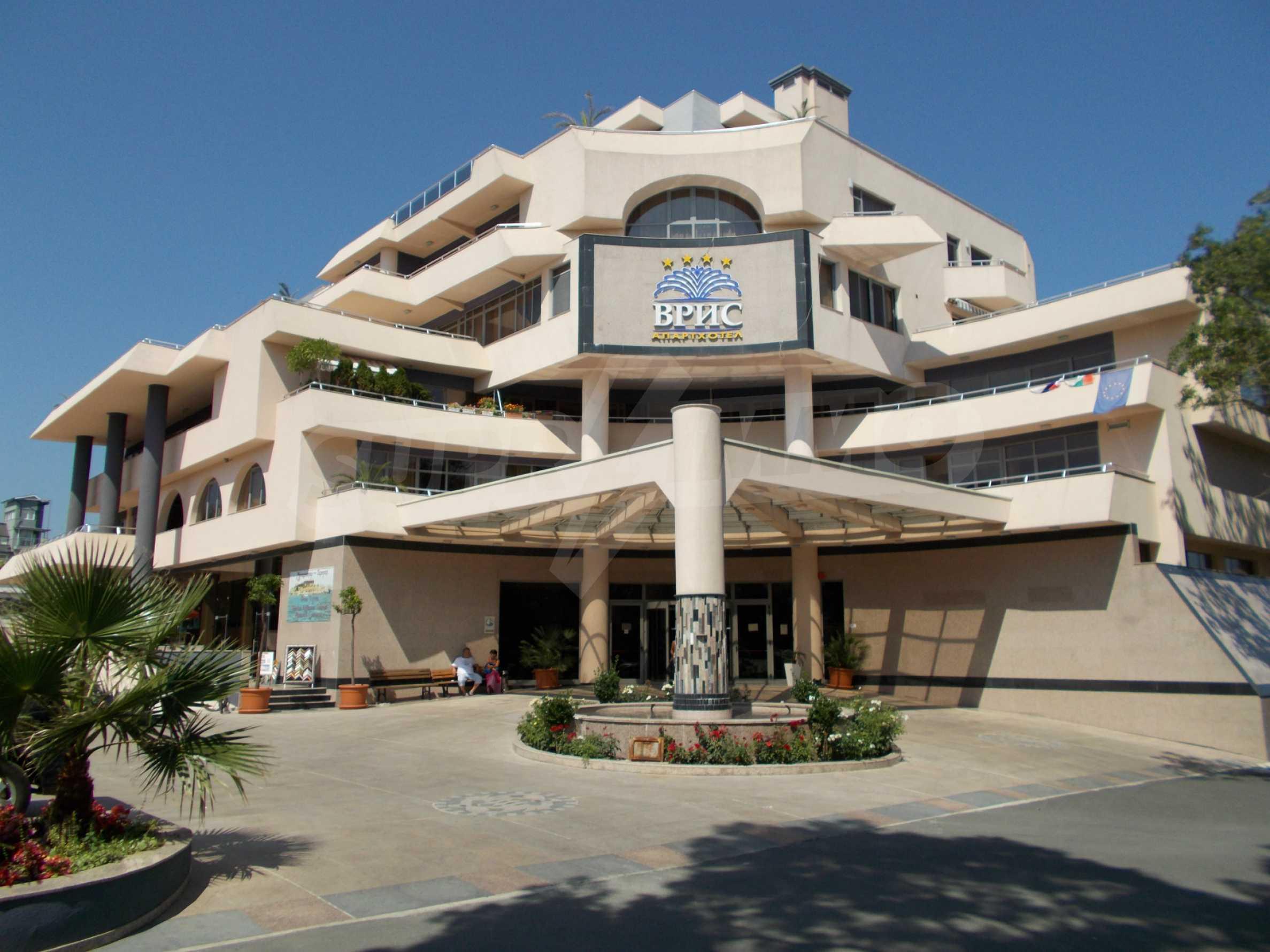 Ein-Zimmer-Wohnung im VRIS-Komplex in Tsarevo 19