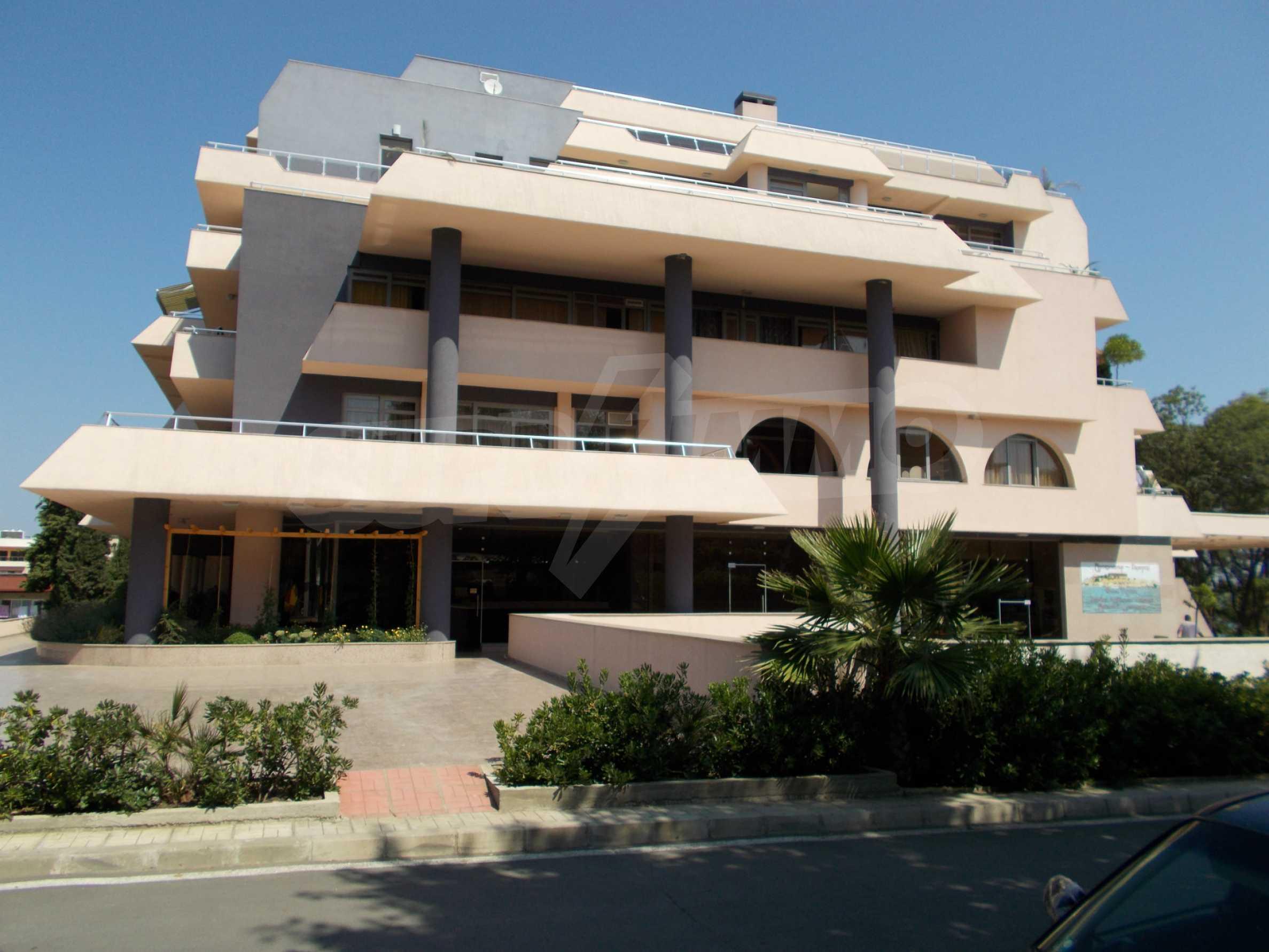 Ein-Zimmer-Wohnung im VRIS-Komplex in Tsarevo 21