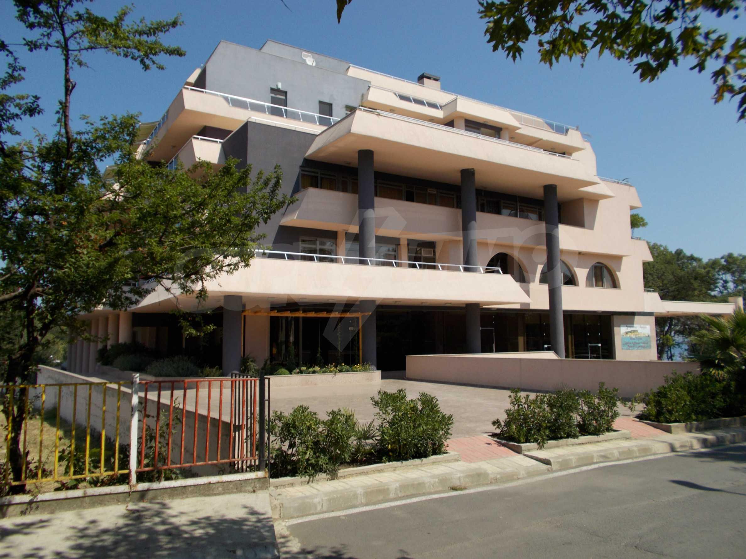 Ein-Zimmer-Wohnung im VRIS-Komplex in Tsarevo 22