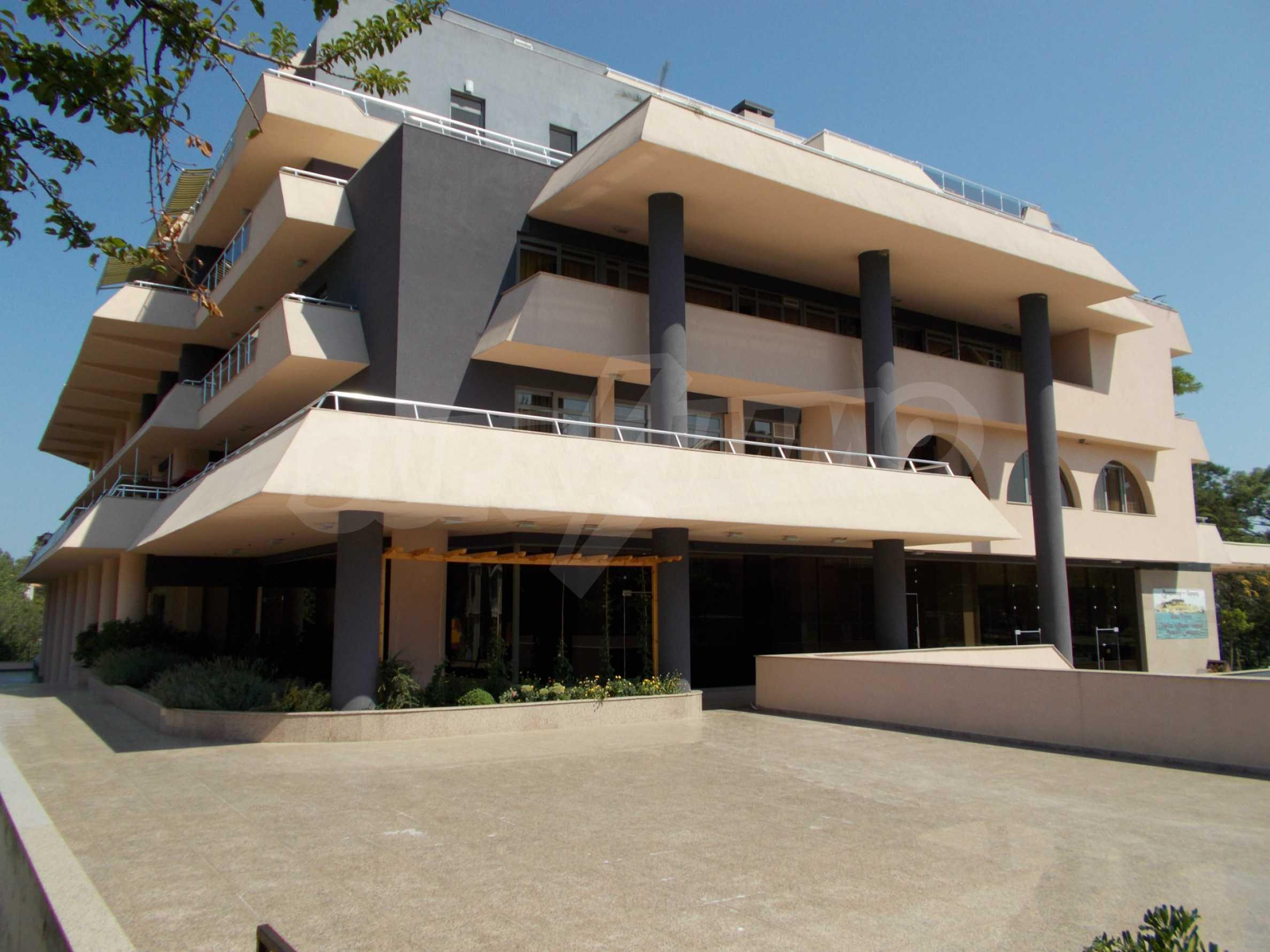 Ein-Zimmer-Wohnung im VRIS-Komplex in Tsarevo 24