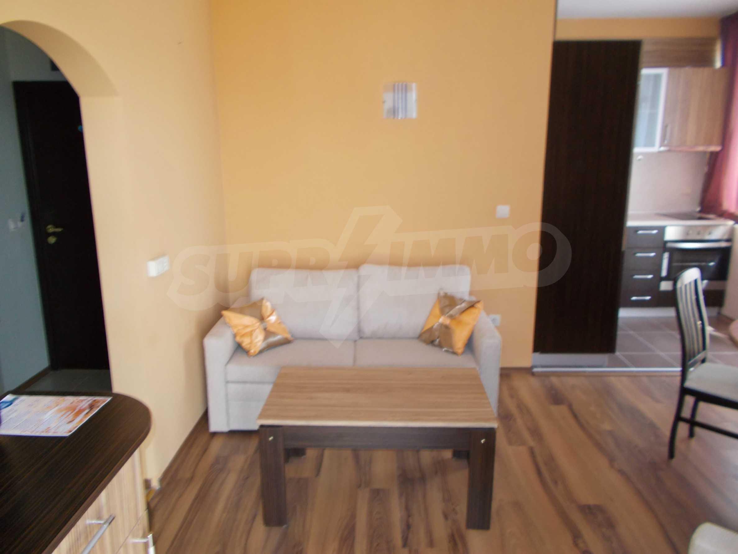 Ein-Zimmer-Wohnung im VRIS-Komplex in Tsarevo 2