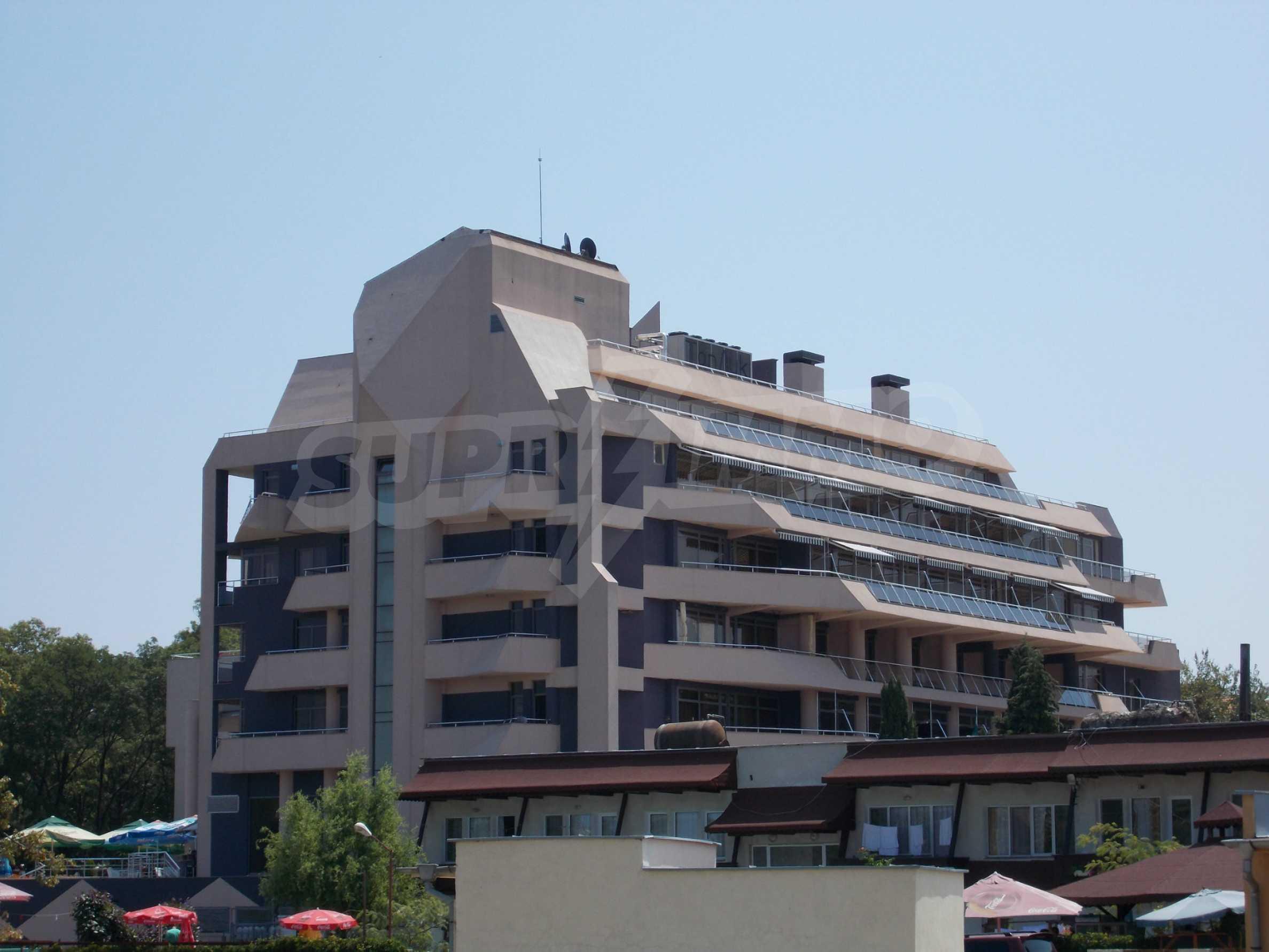 Ein-Zimmer-Wohnung im VRIS-Komplex in Tsarevo 53