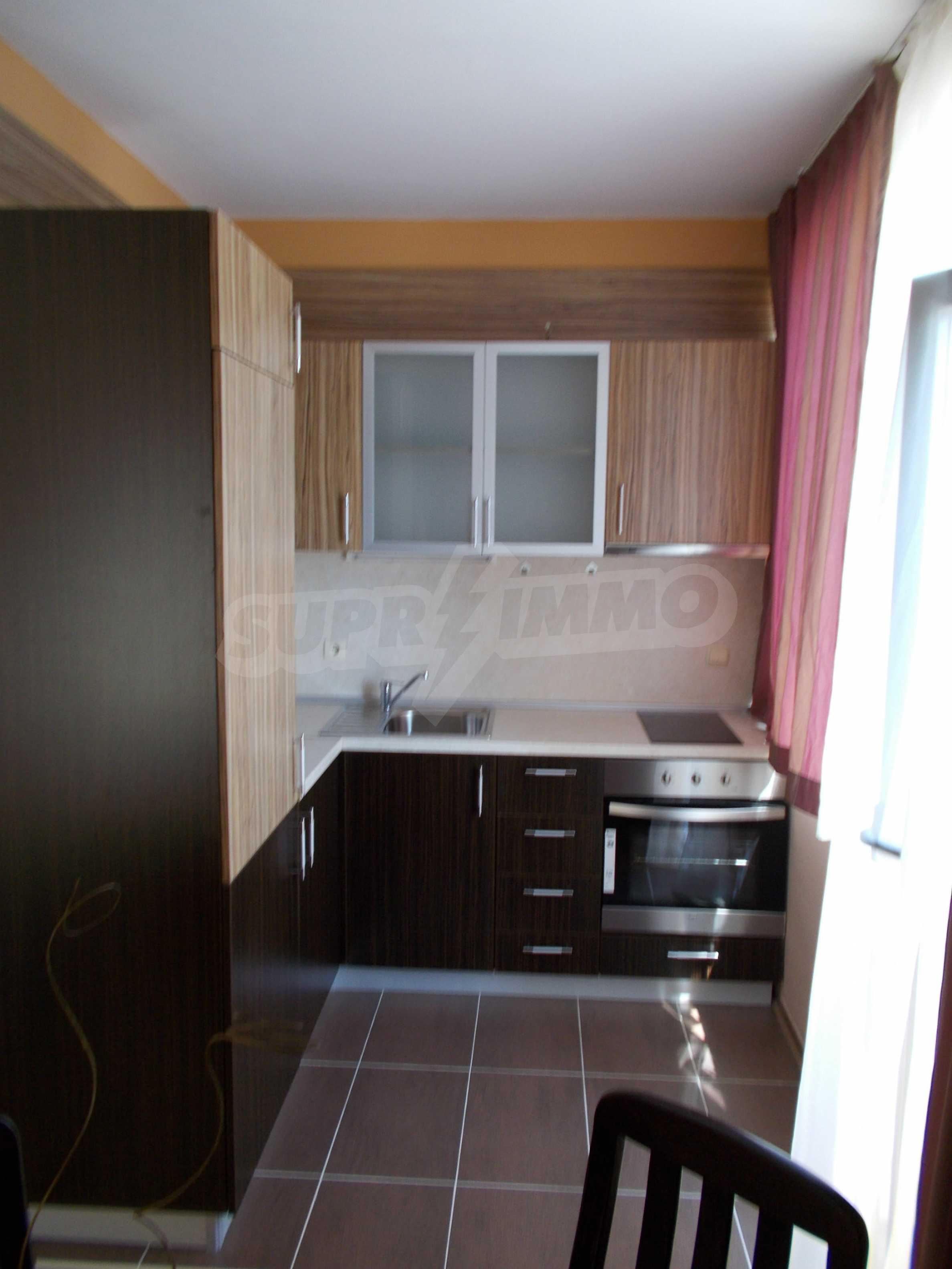 Ein-Zimmer-Wohnung im VRIS-Komplex in Tsarevo 5
