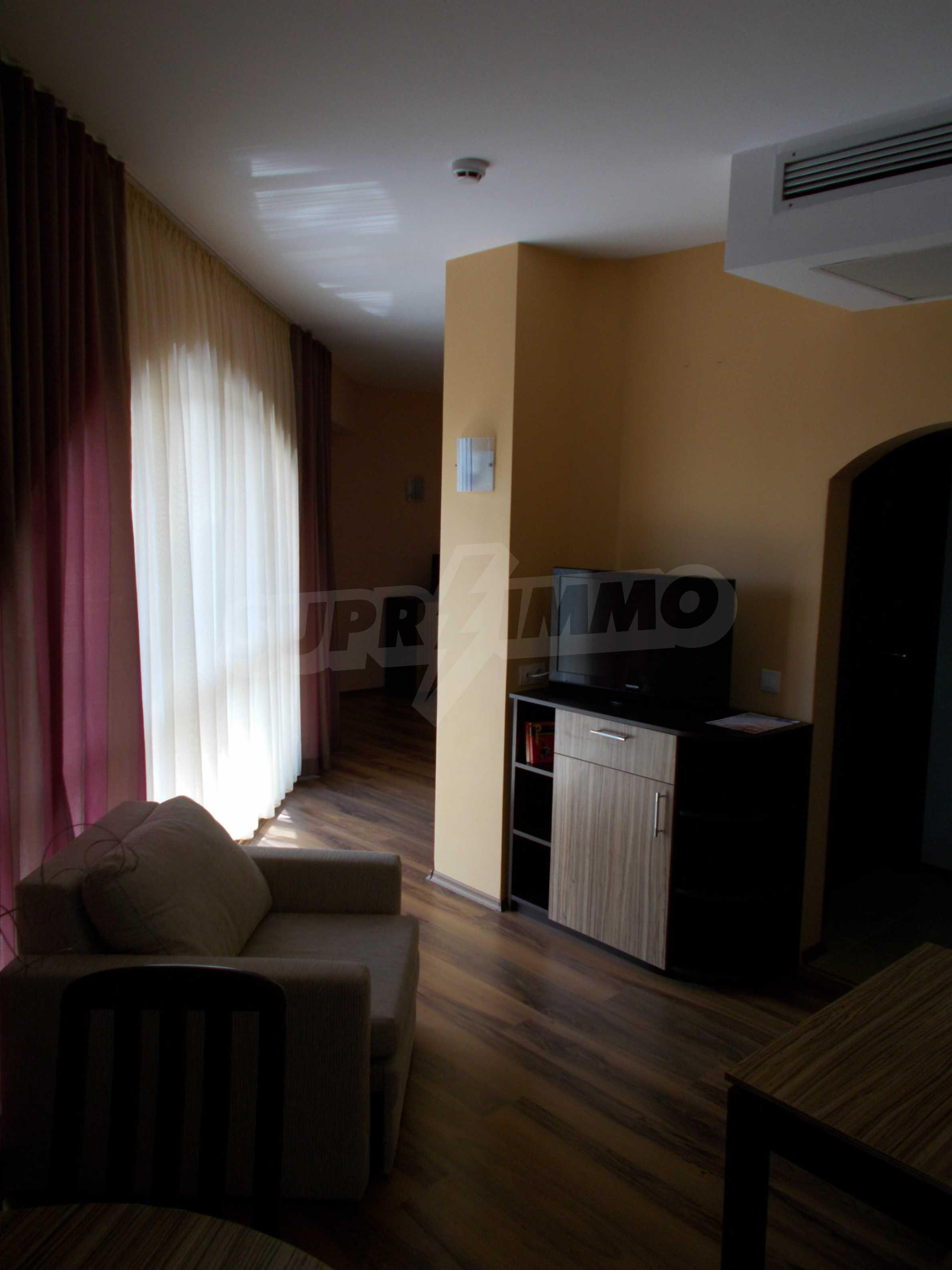 Ein-Zimmer-Wohnung im VRIS-Komplex in Tsarevo 7