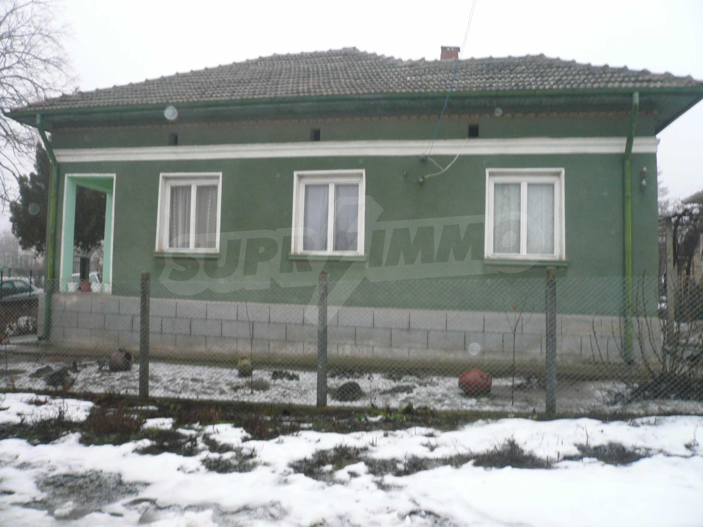 Schönes solides Haus mit Sommerküche 13 km von Vidin entfernt 1