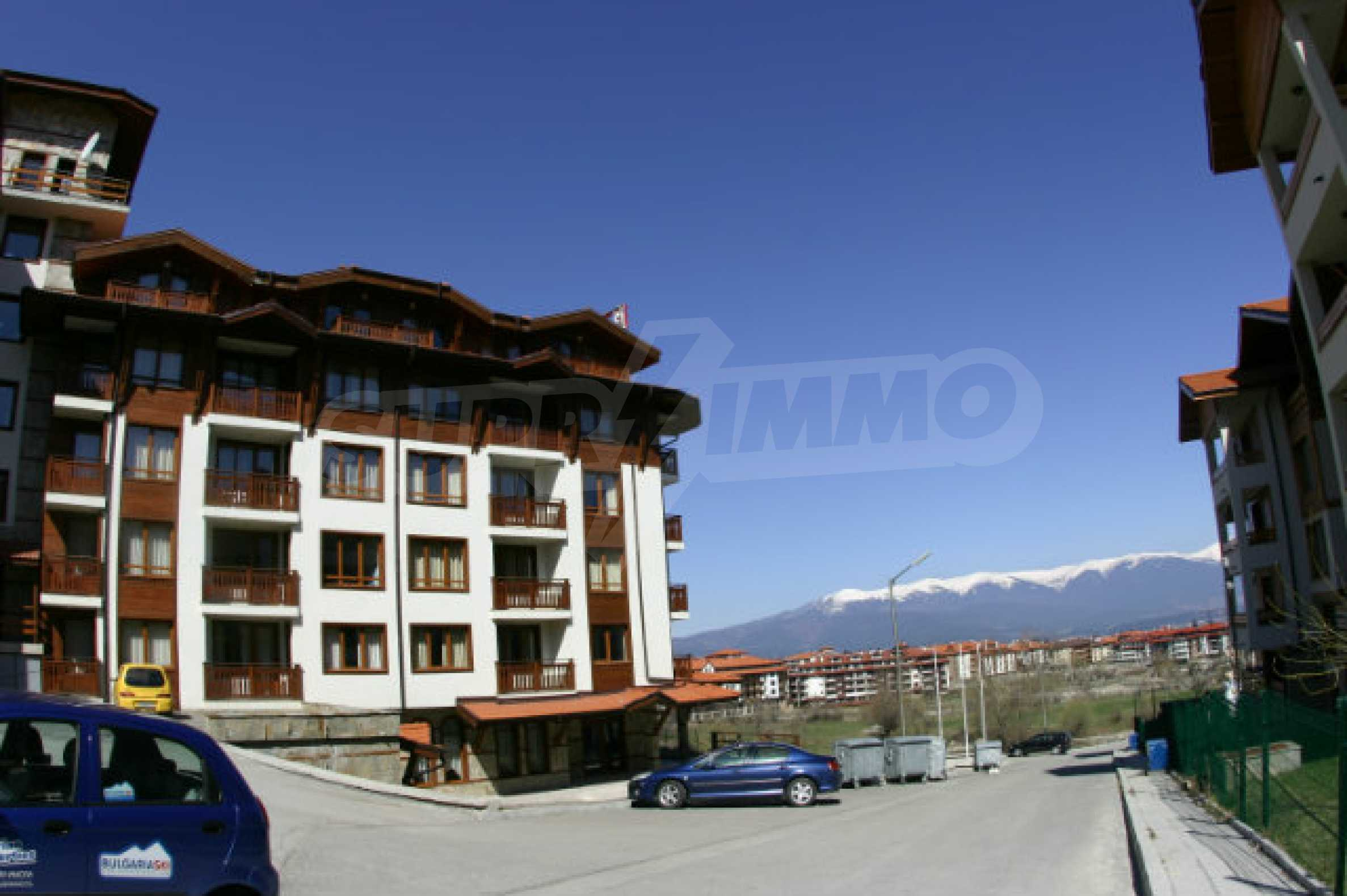 Studio for sale in Panorama Complex in Bansko