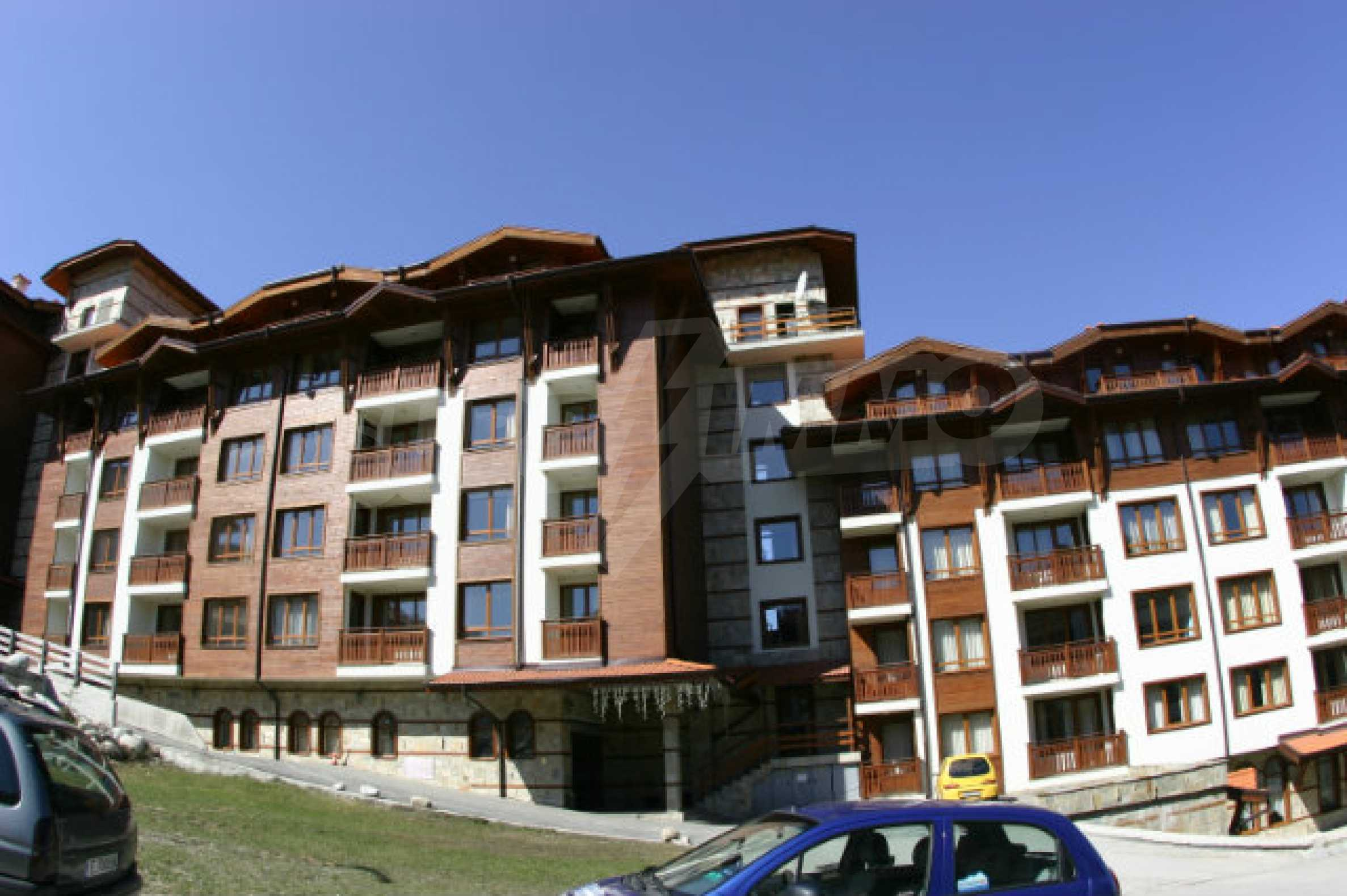 Studio for sale in Panorama Complex in Bansko 1