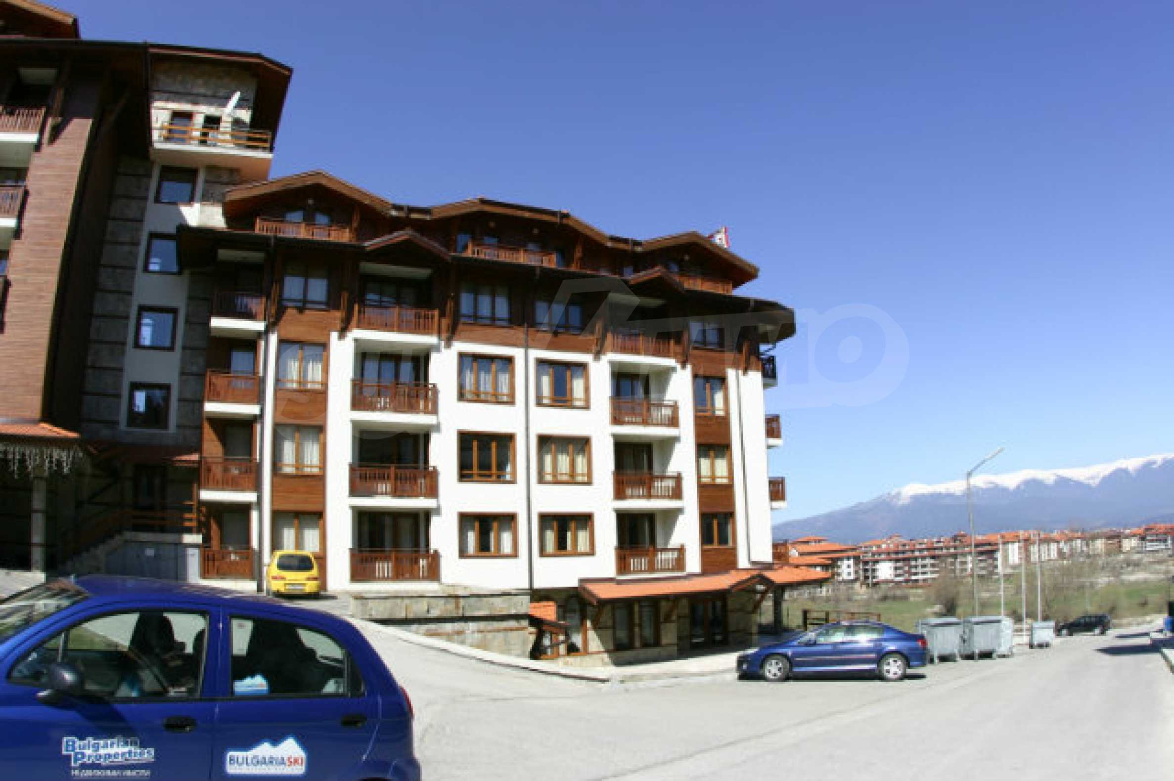 Studio for sale in Panorama Complex in Bansko 2