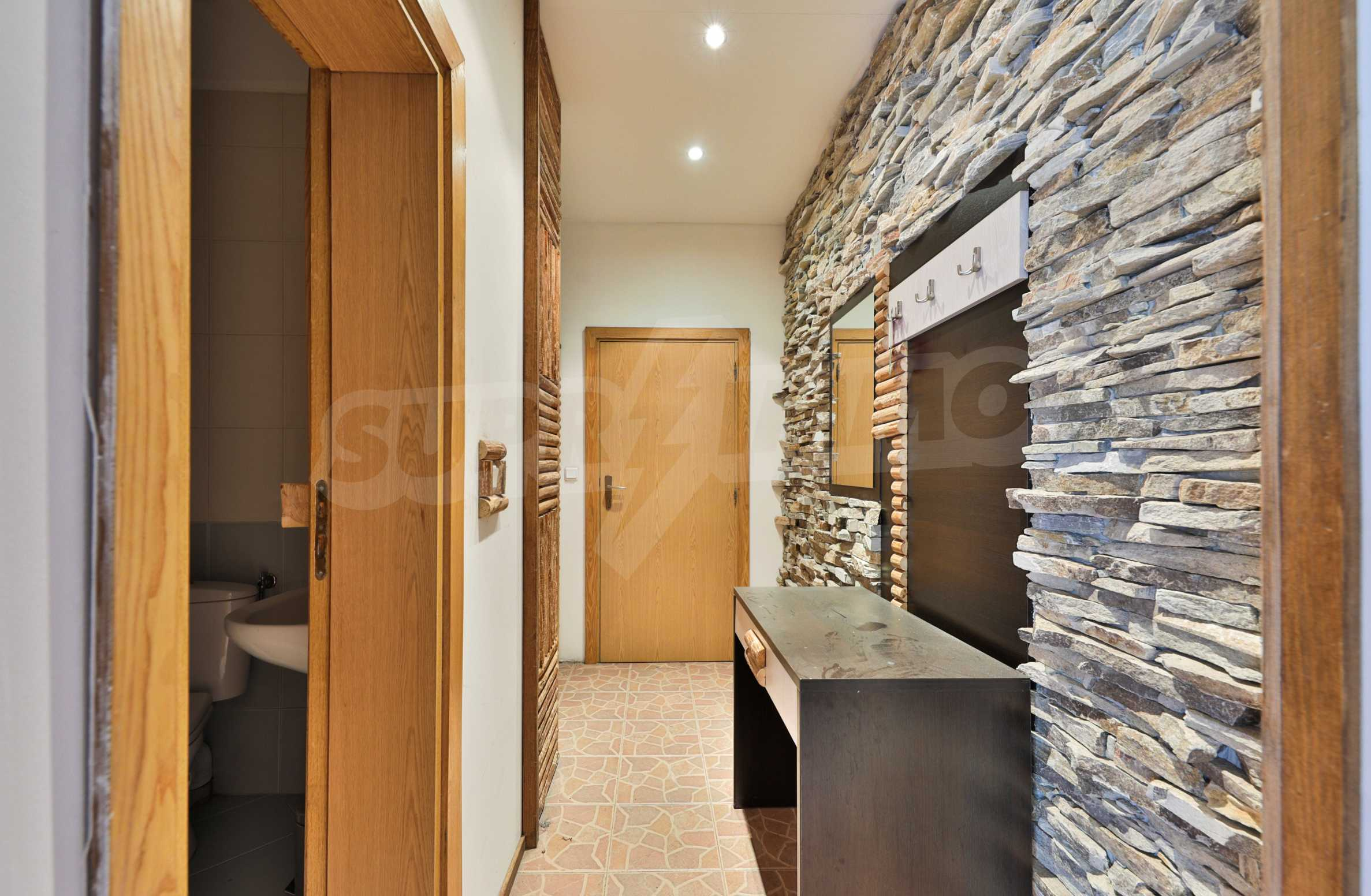 Pirin Apartments: Superb location right in the centre of Bansko 2