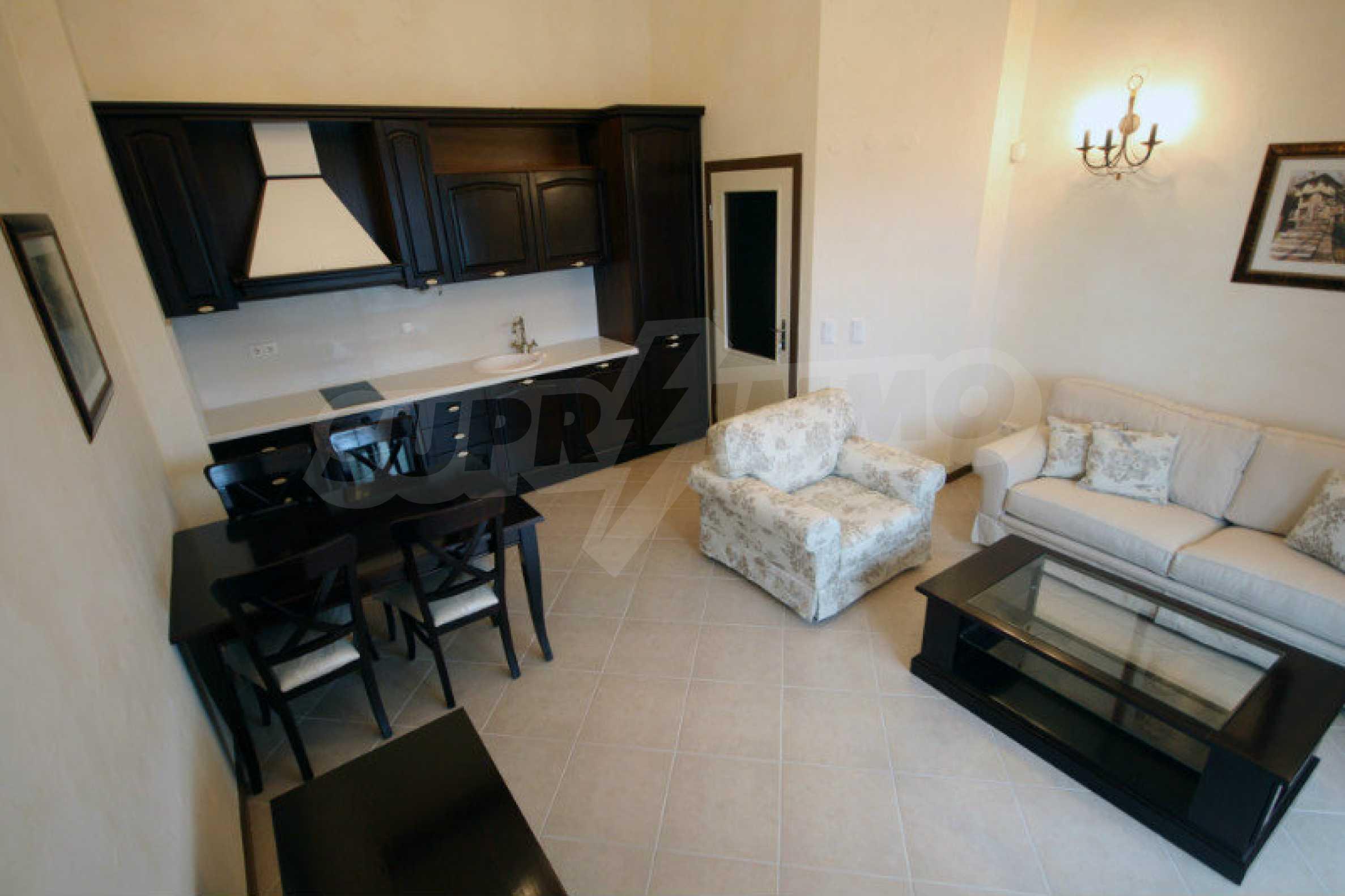 """Luxuriöse Wohnung in einer Elite-Anlage in Strandnähe """"Oasis"""" in Lozenets 3"""
