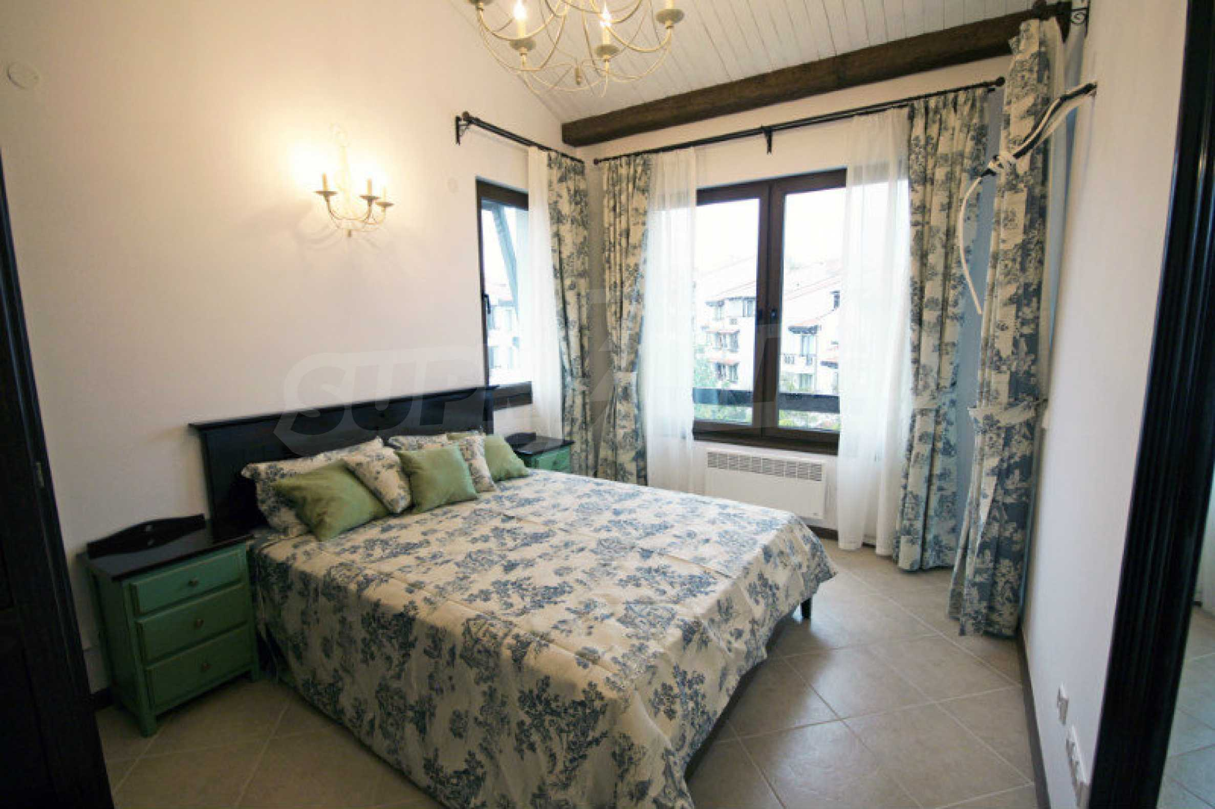 """Luxuriöse Wohnung in einer Elite-Anlage in Strandnähe """"Oasis"""" in Lozenets 14"""