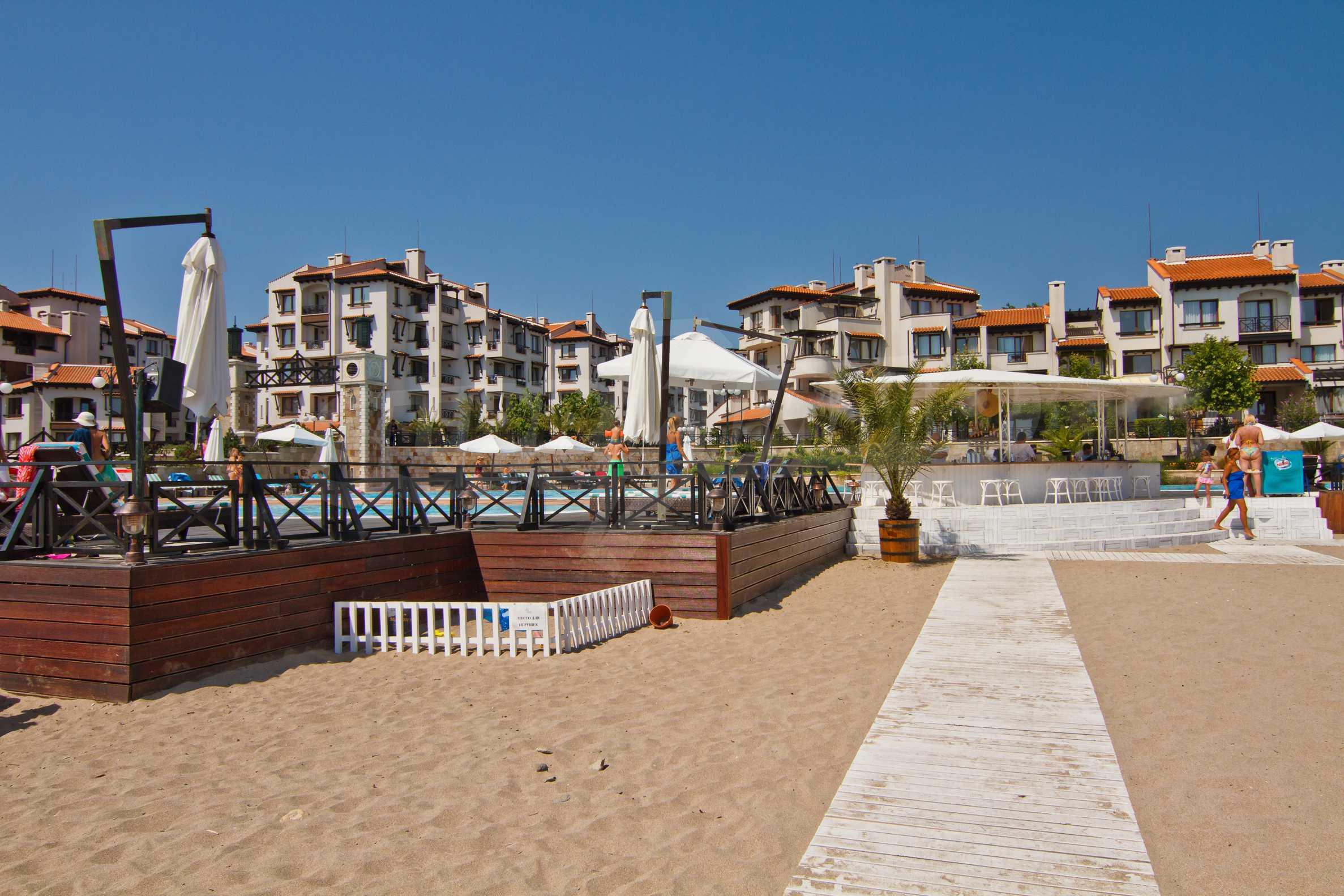 """Luxuriöse Wohnung in einer Elite-Anlage in Strandnähe """"Oasis"""" in Lozenets 19"""