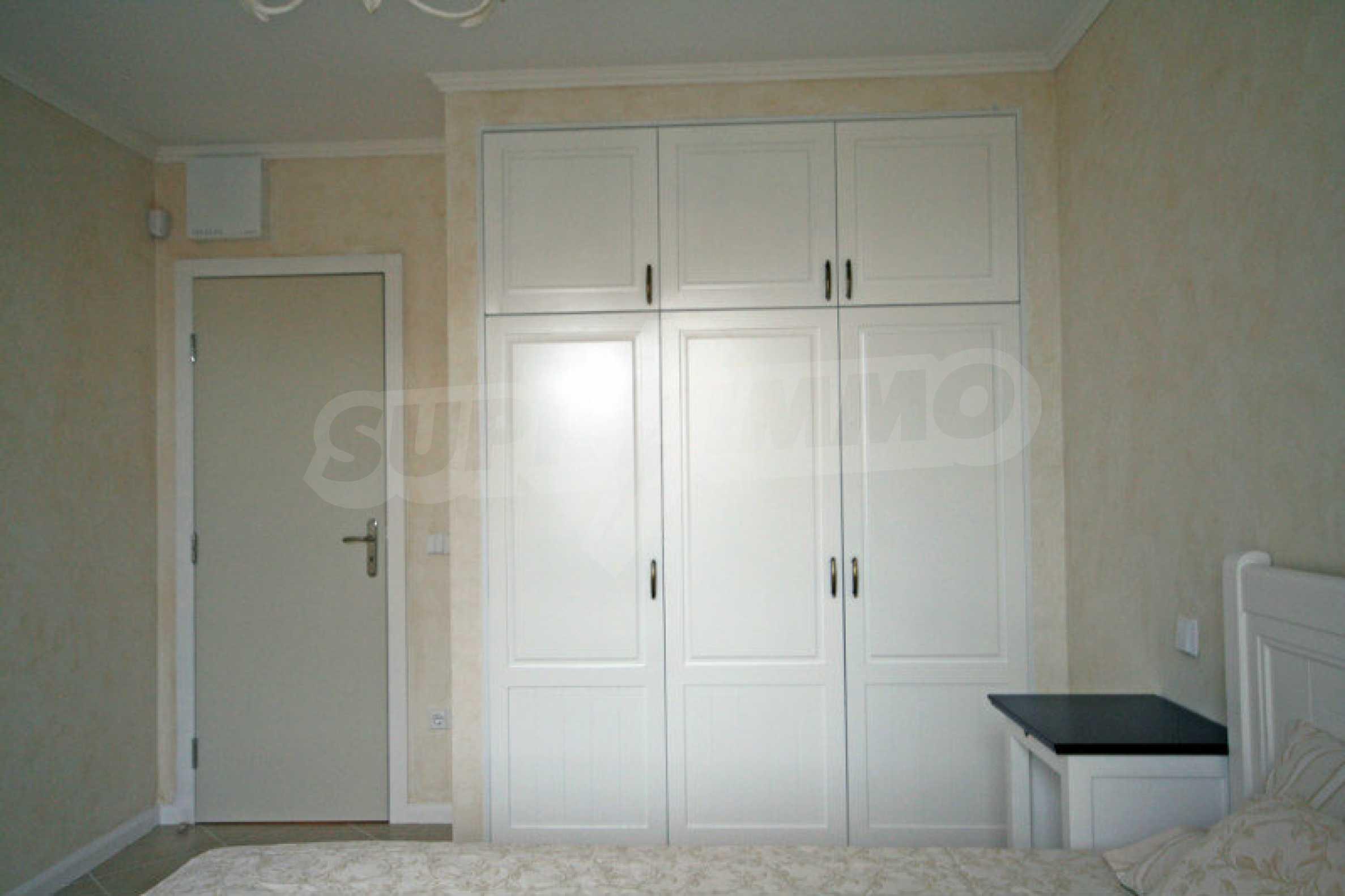 """Komfortables Apartment mit einem Schlafzimmer in einem prestigeträchtigen Komplex in der Nähe des Strandes """"Oasis"""" 8"""