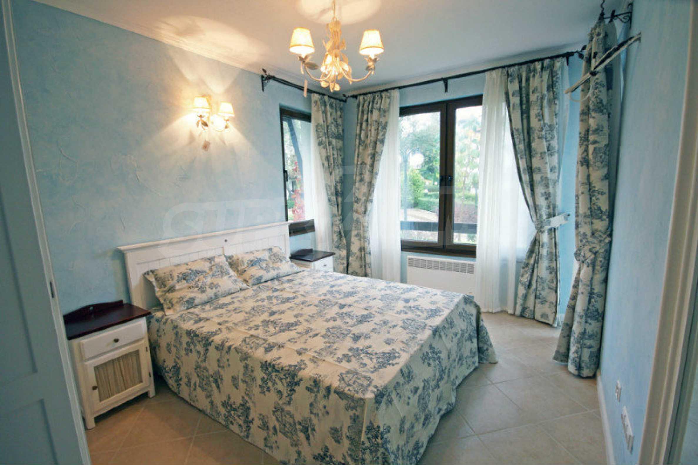 Двустаен апартамент в елитен комплекс на морето в Лозенец 7