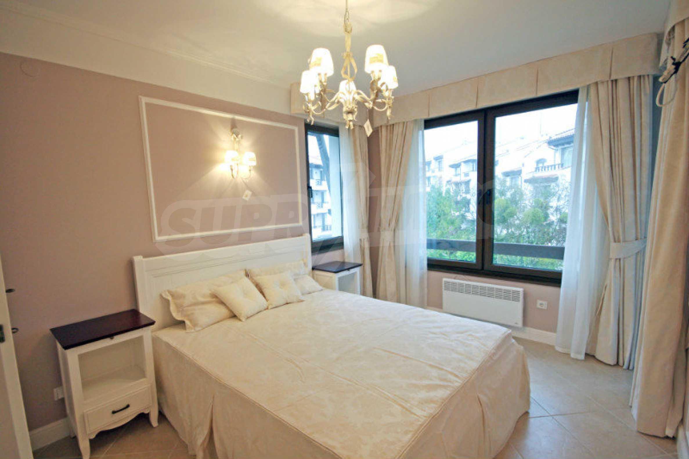 Komfortables Designerhotel in einem Elitekomplex in der Nähe des Oasenstrandes 11