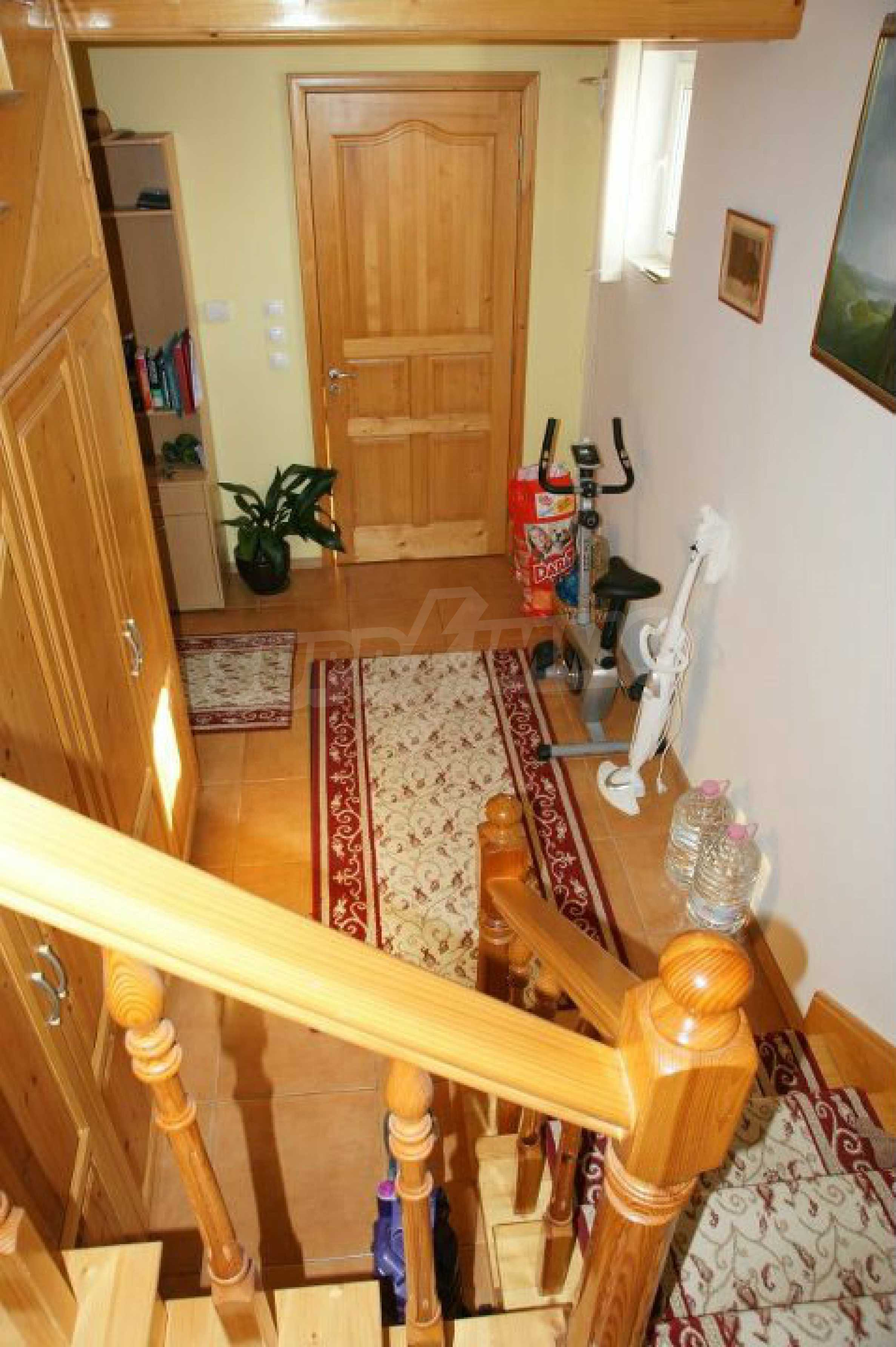 Two-storey house near Varna with a pool and sea view 12