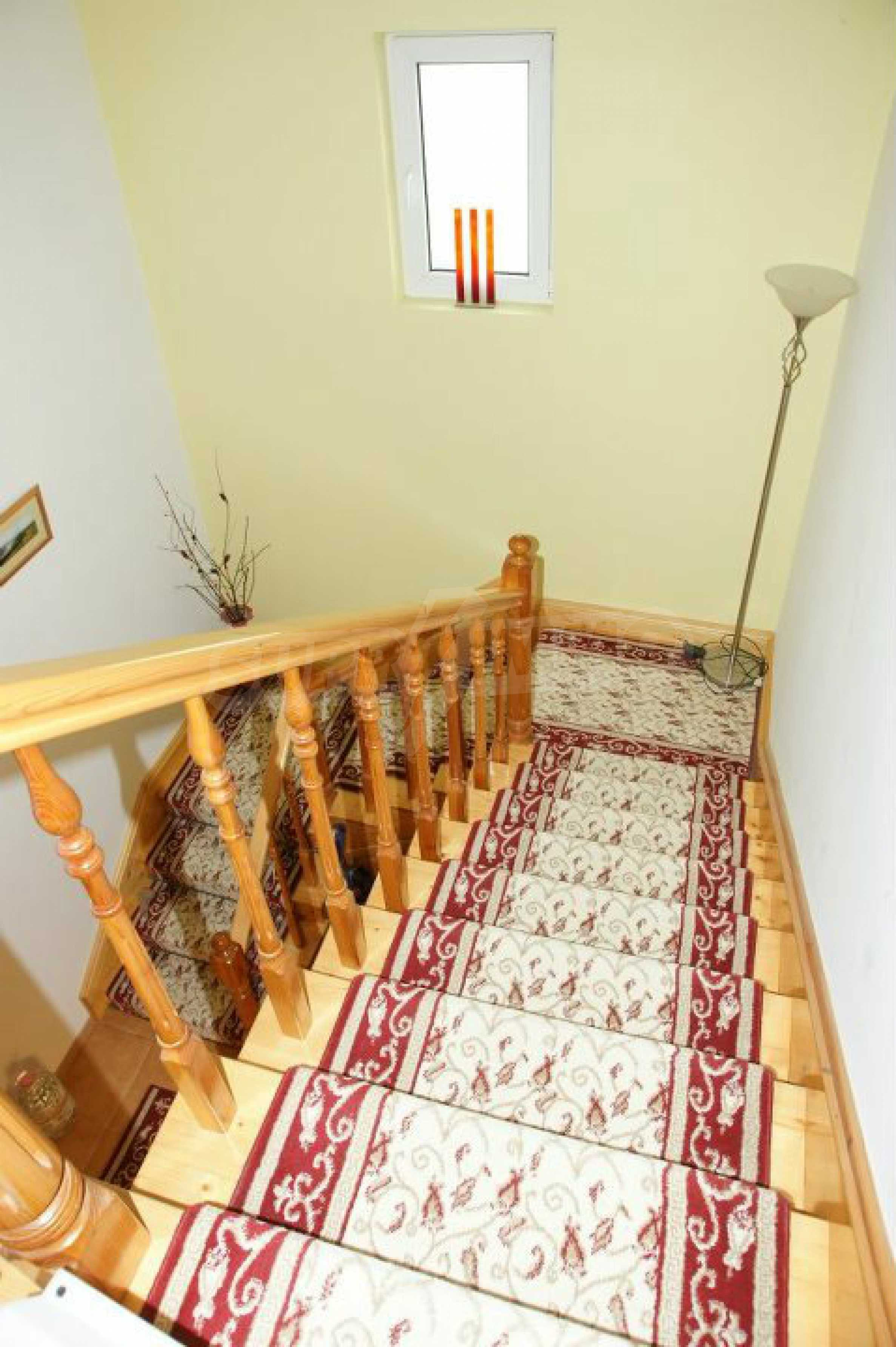 Two-storey house near Varna with a pool and sea view 13