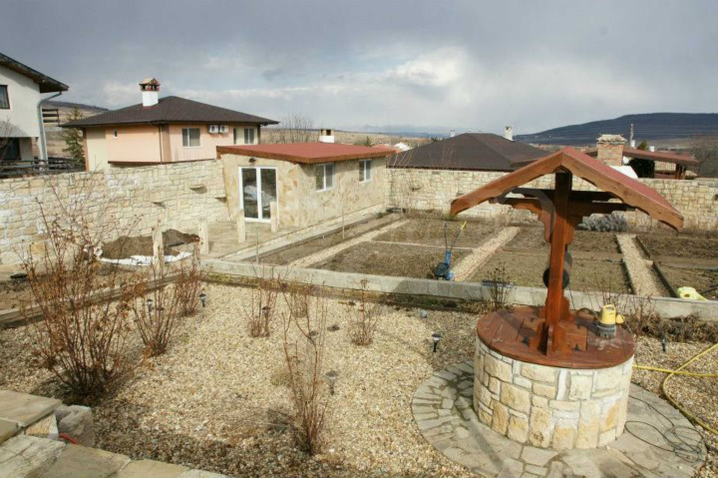Two-storey house near Varna with a pool and sea view 26