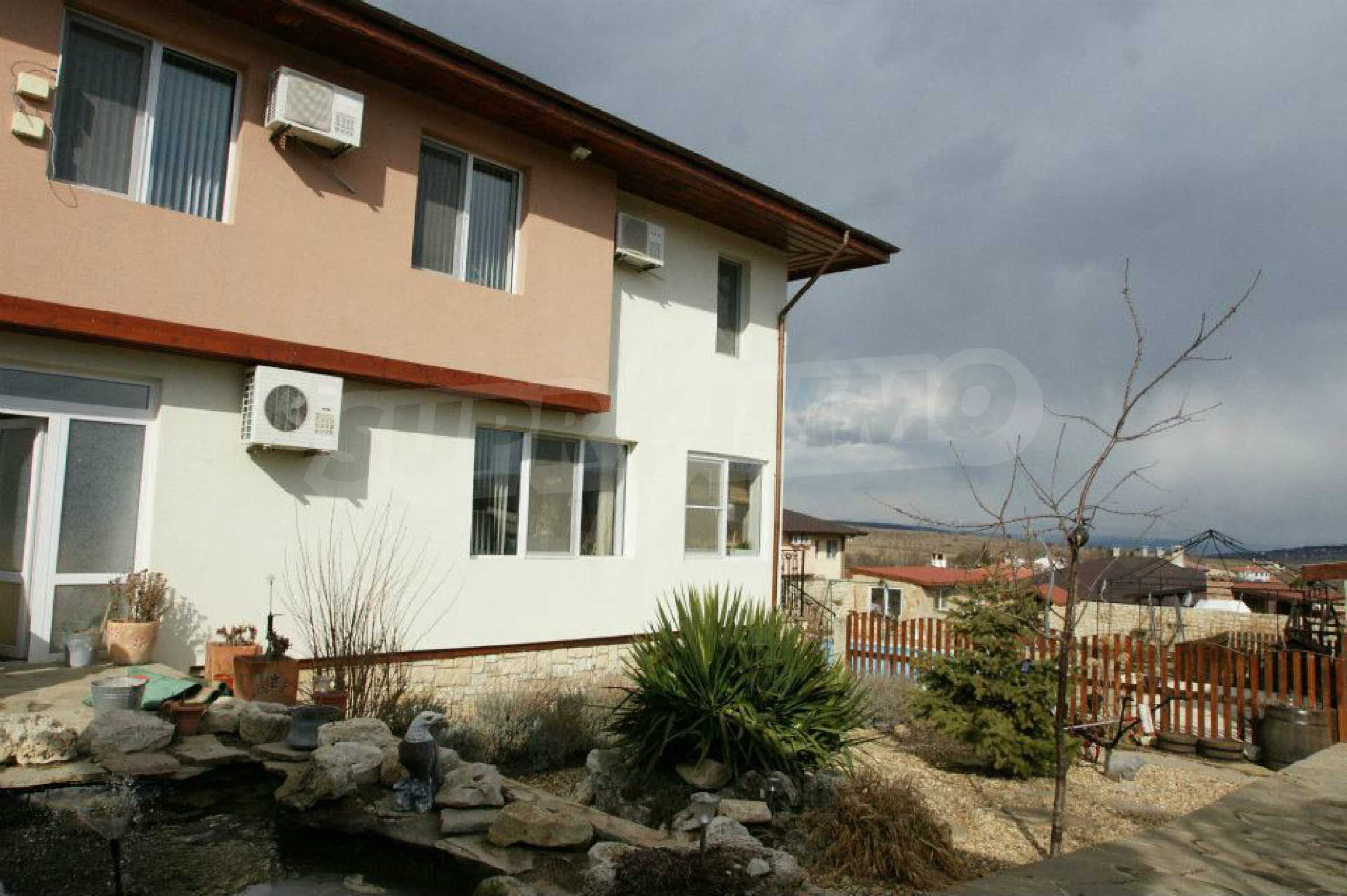 Two-storey house near Varna with a pool and sea view 28