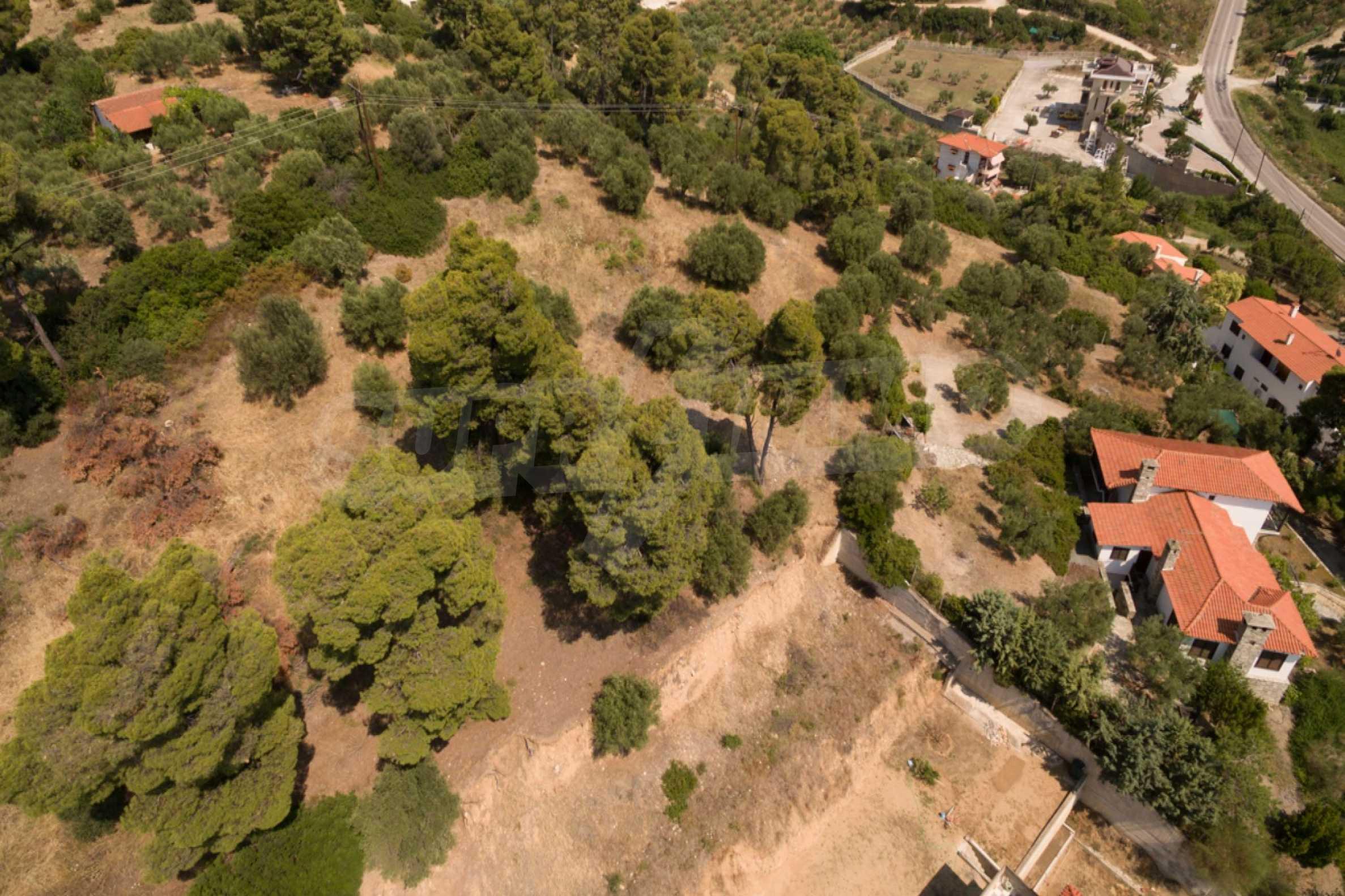 Земеделска земя  в  Неос Мармарас 2