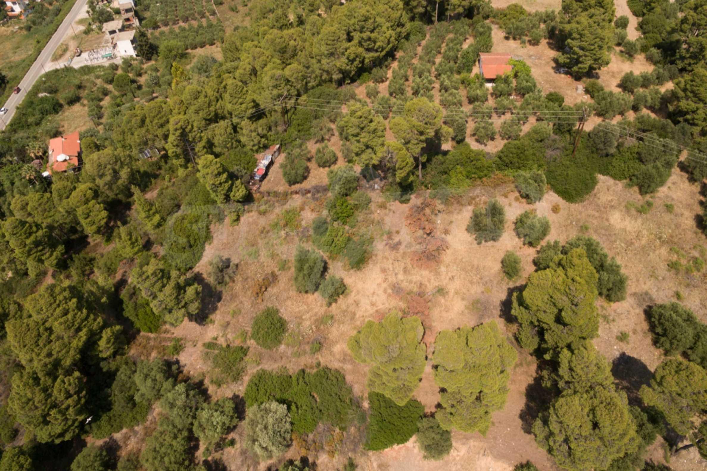 Земеделска земя  в  Неос Мармарас 3