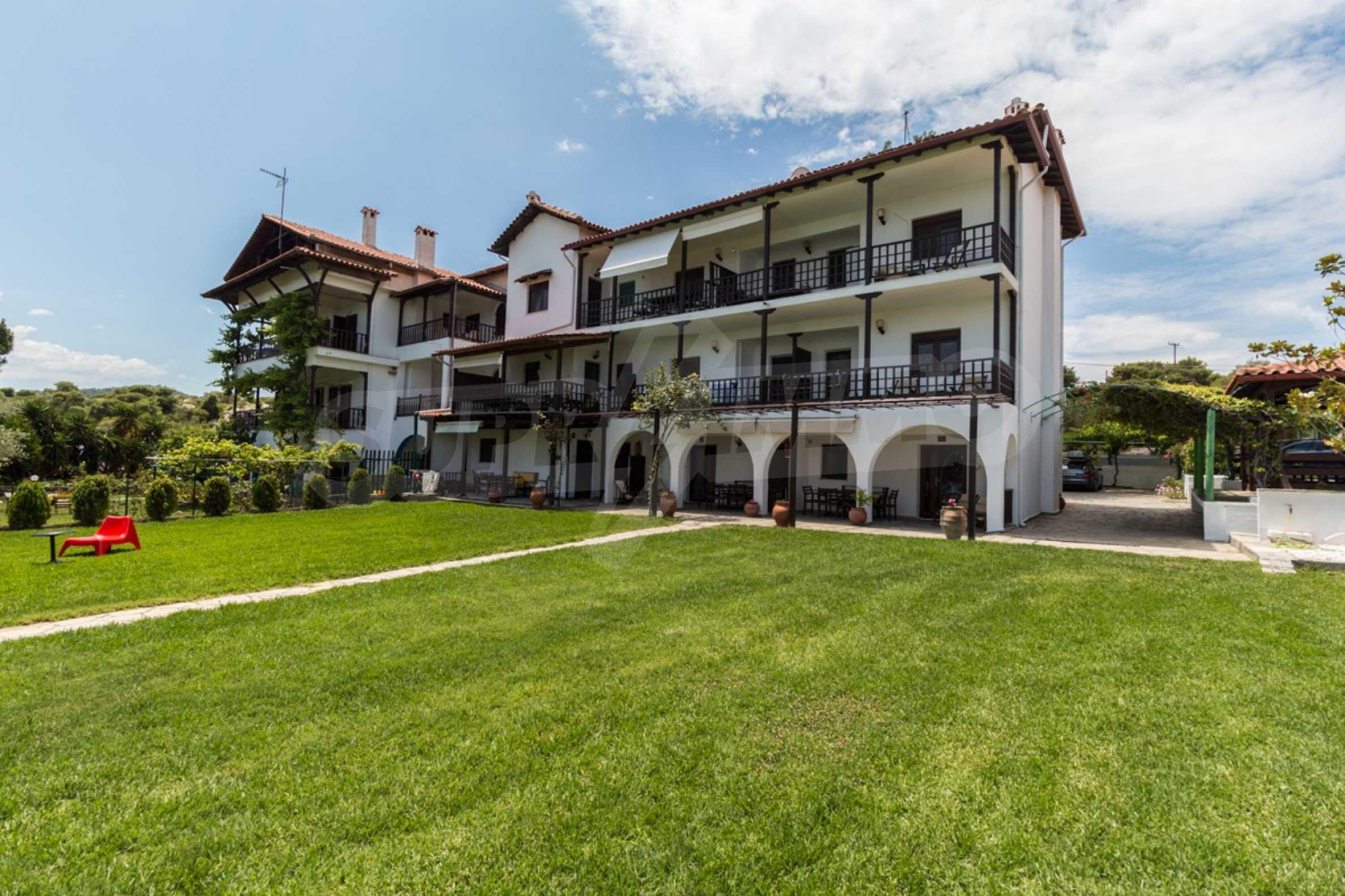 Къща  в  Ормос Панагияс 11