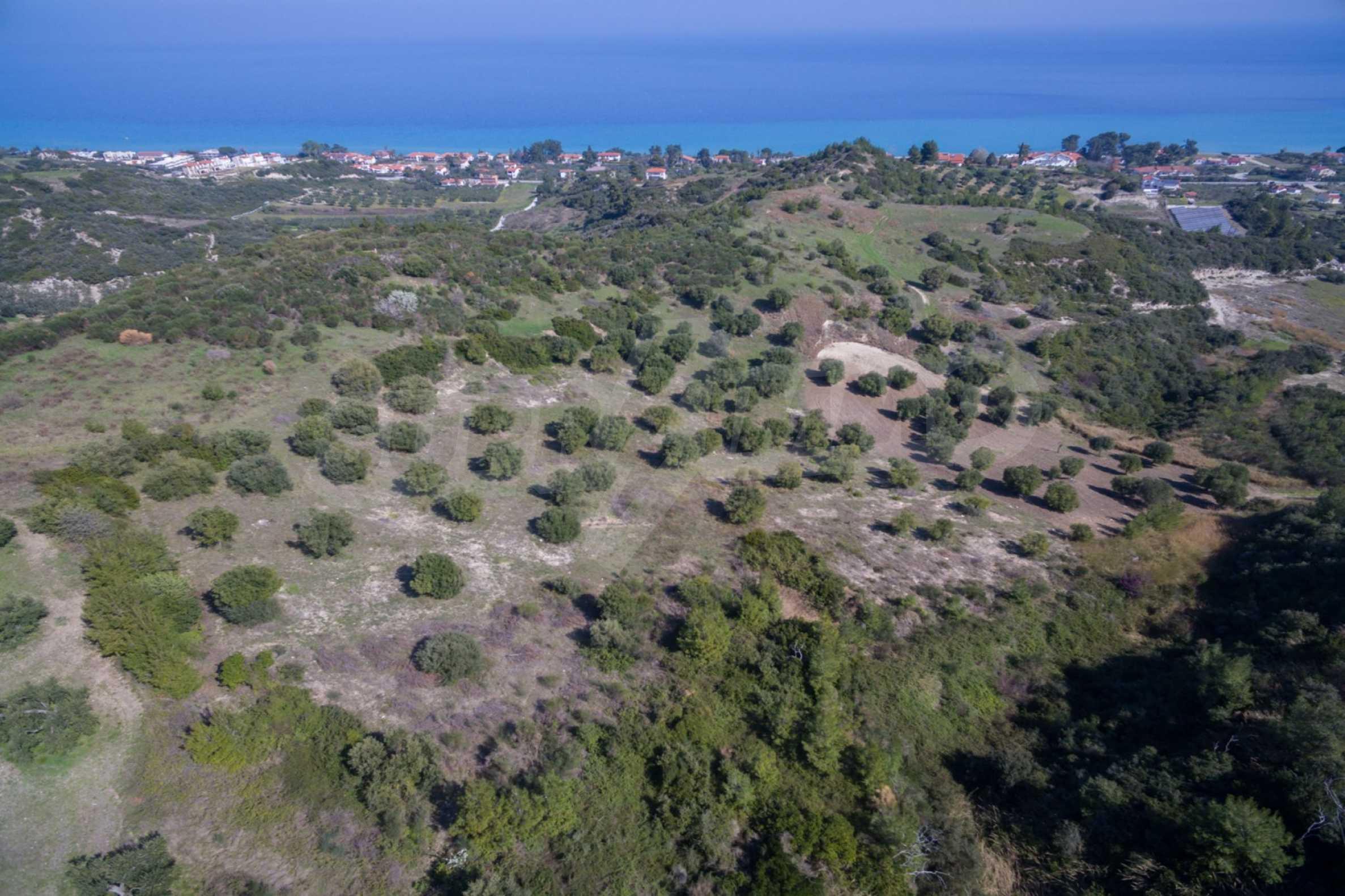 Земеделска земя  в  Полихроно 11