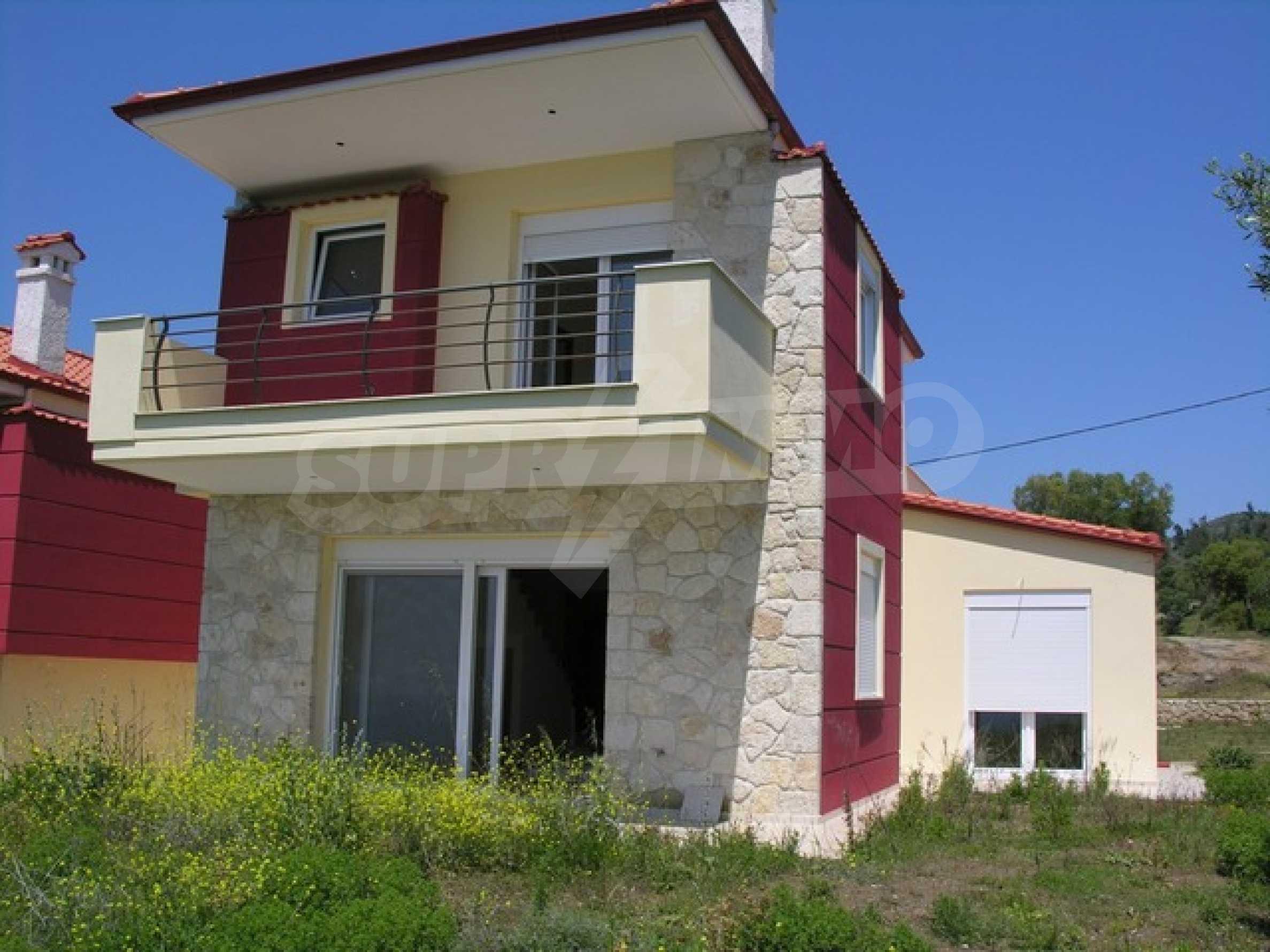 Къща  в  Неа Скиони